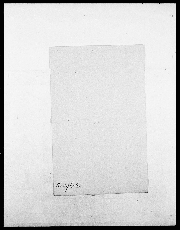 SAO, Delgobe, Charles Antoine - samling, D/Da/L0032: Rabakovsky - Rivertz, s. 721
