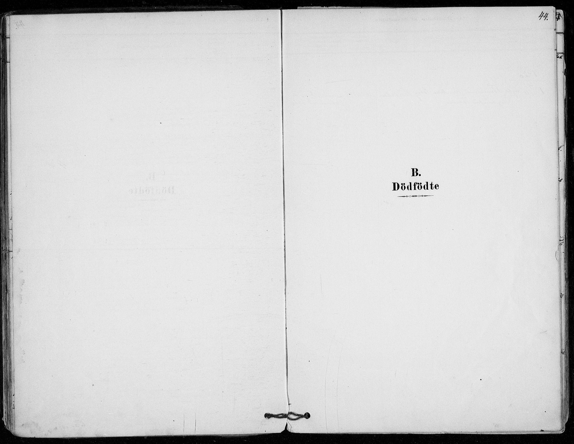 SAO, Vestby prestekontor Kirkebøker, F/Fd/L0001: Ministerialbok nr. IV 1, 1878-1945, s. 44