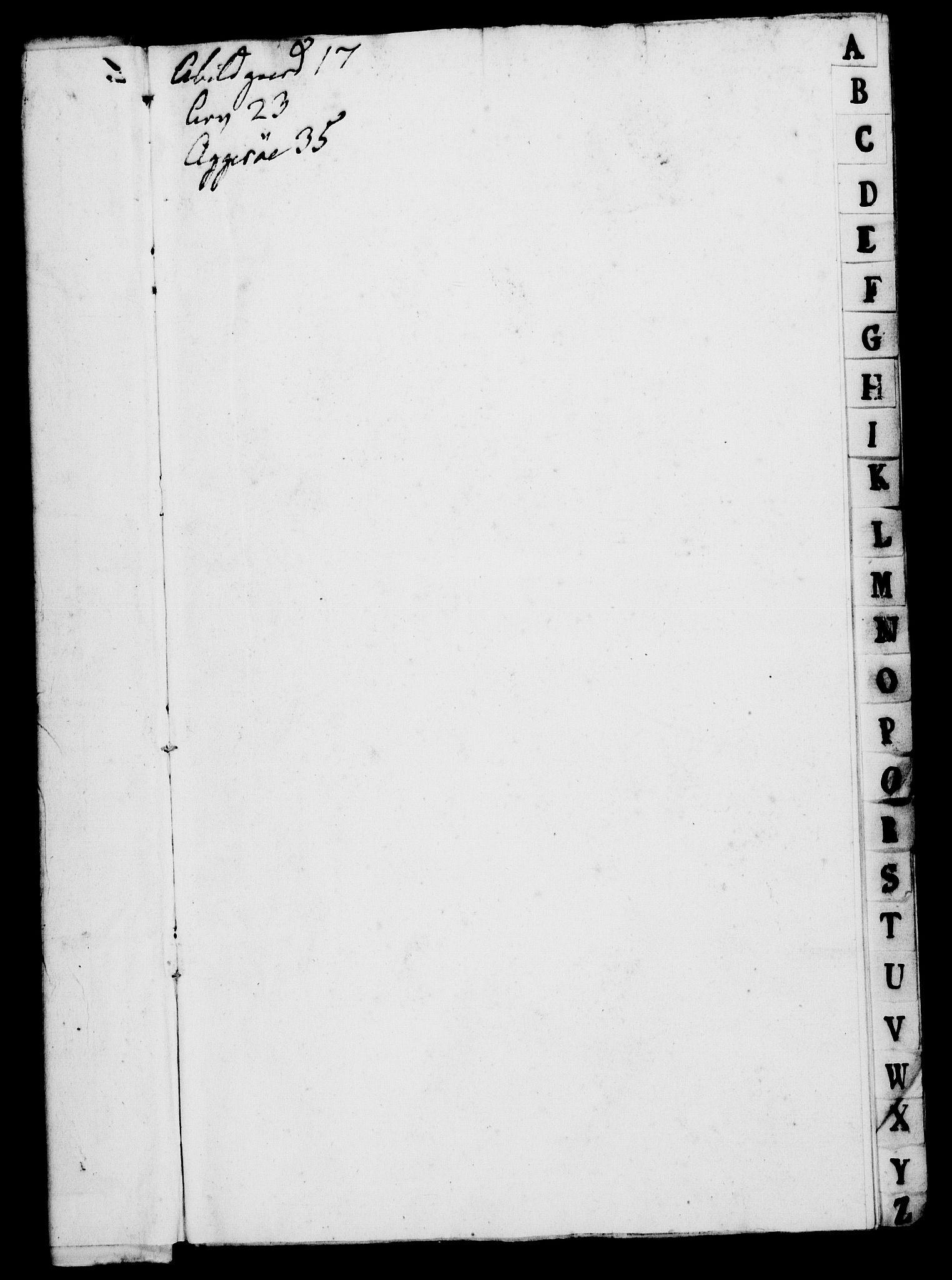 RA, Rentekammeret, Kammerkanselliet, G/Gf/Gfa/L0029: Norsk relasjons- og resolusjonsprotokoll (merket RK 52.29), 1746-1747, s. 3