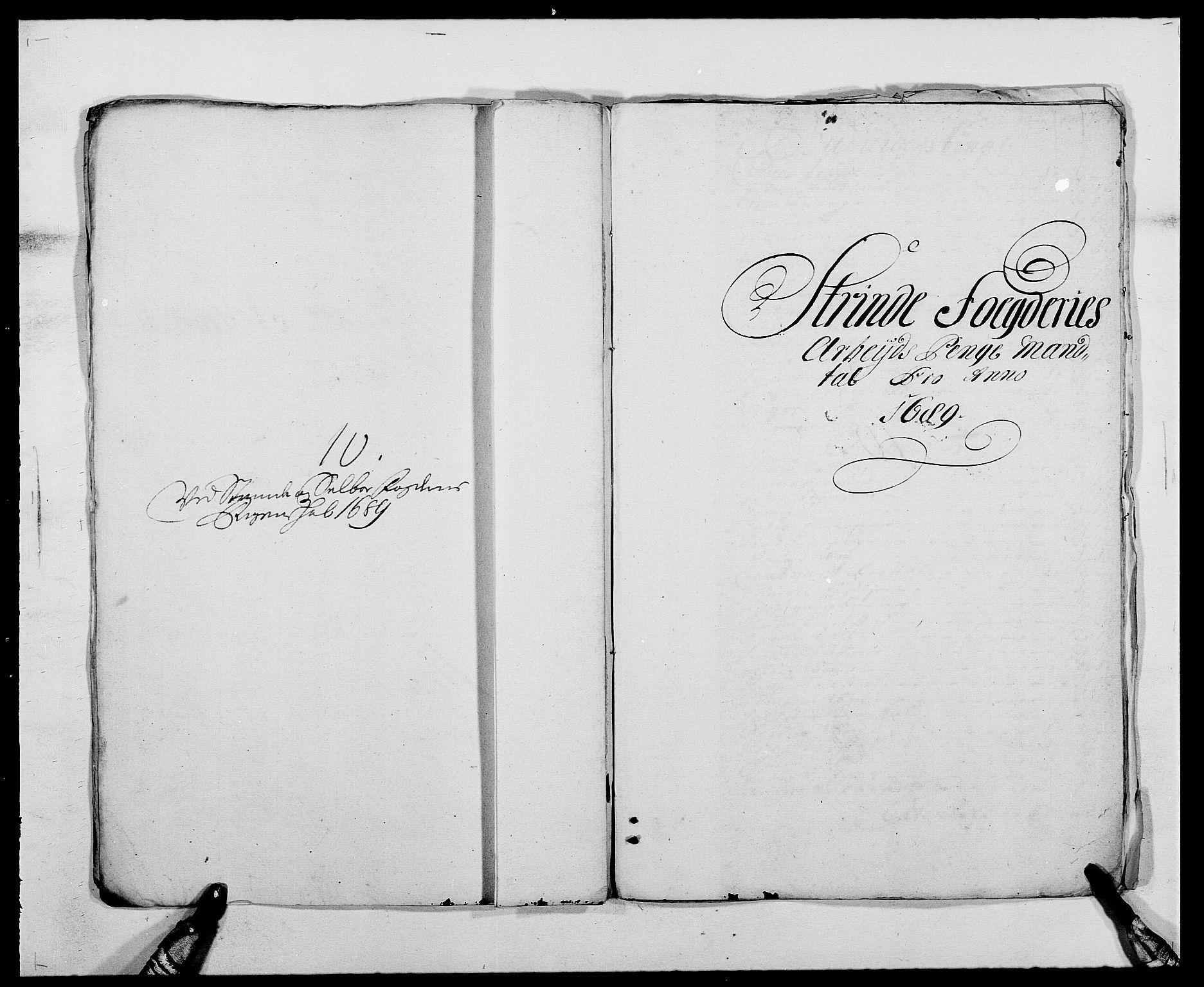 RA, Rentekammeret inntil 1814, Reviderte regnskaper, Fogderegnskap, R61/L4102: Fogderegnskap Strinda og Selbu, 1689-1690, s. 62