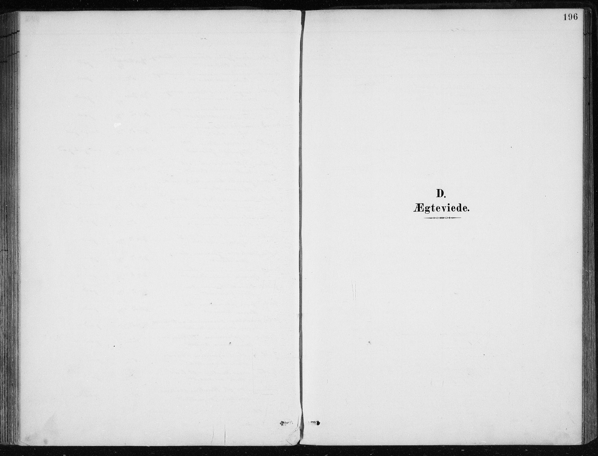 SAB, Herdla Sokneprestembete, H/Haa: Ministerialbok nr. A 4, 1891-1905, s. 196