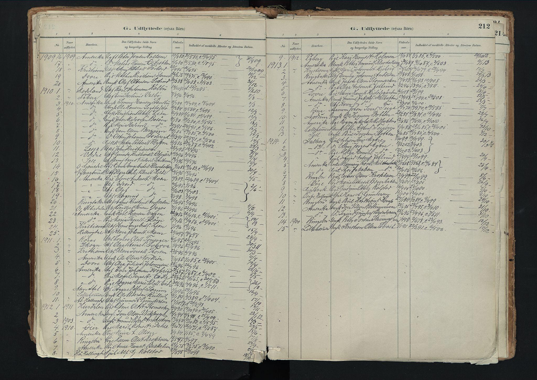 SAH, Nord-Fron prestekontor, Ministerialbok nr. 3, 1884-1914, s. 212