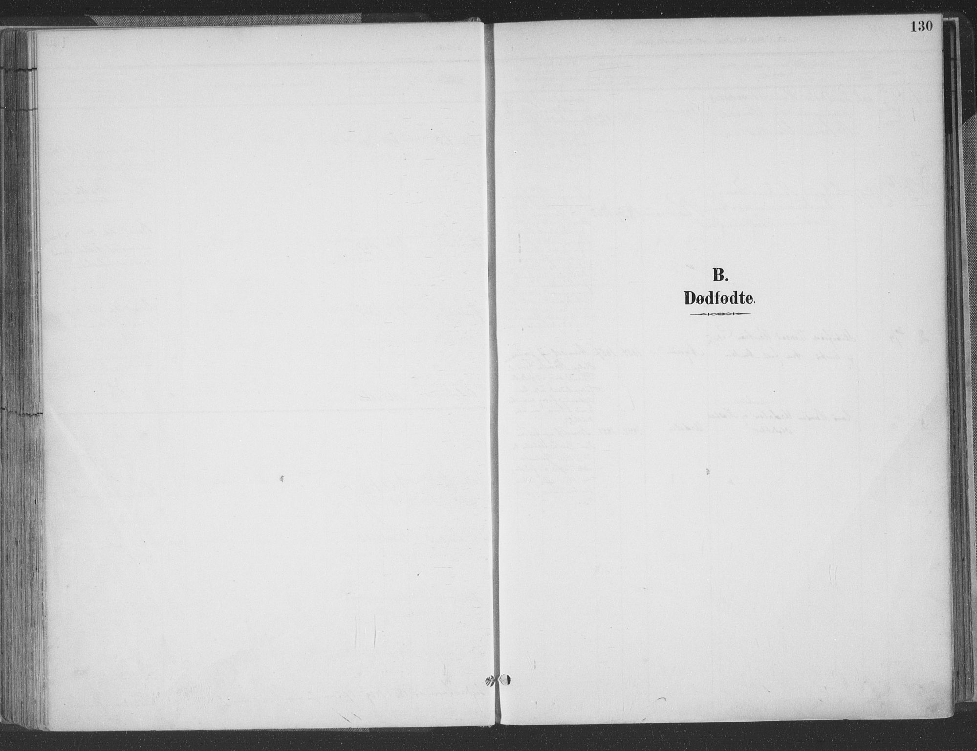 SAK, Høvåg sokneprestkontor, F/Fa/L0006: Ministerialbok nr. A 6, 1894-1923, s. 130