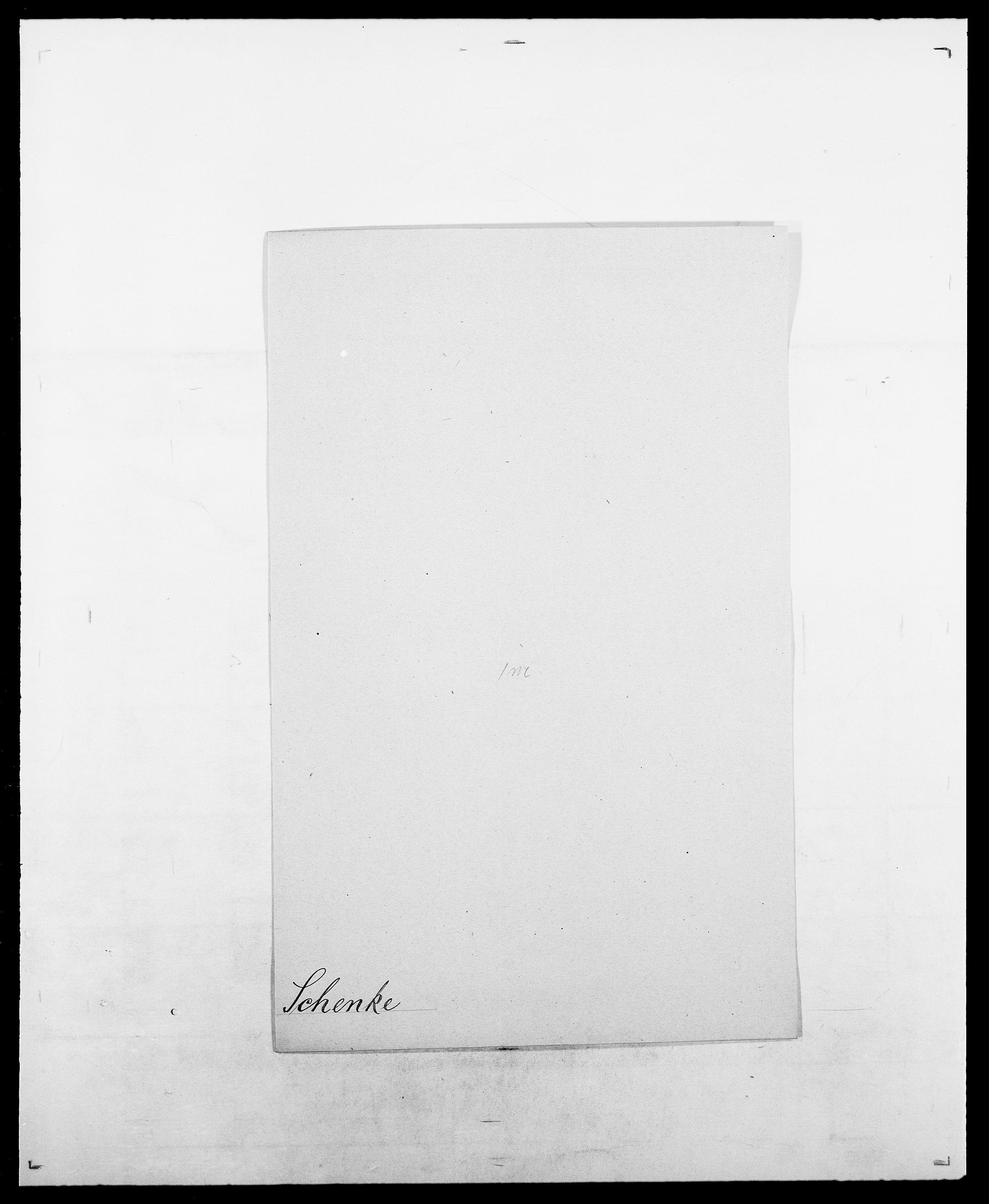 SAO, Delgobe, Charles Antoine - samling, D/Da/L0034: Saabye - Schmincke, s. 482