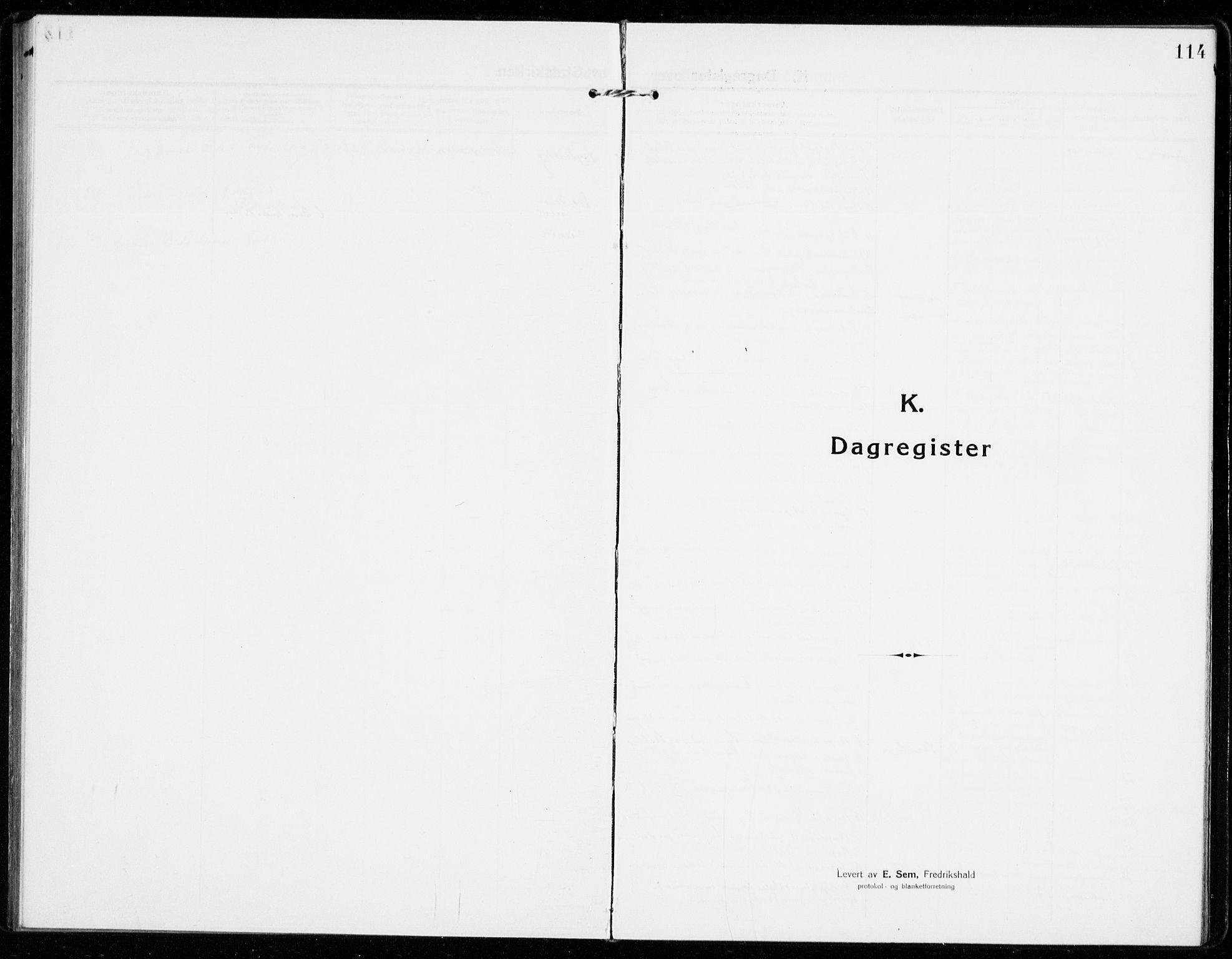SAKO, Sandar kirkebøker, F/Fa/L0020: Ministerialbok nr. 20, 1915-1919, s. 114