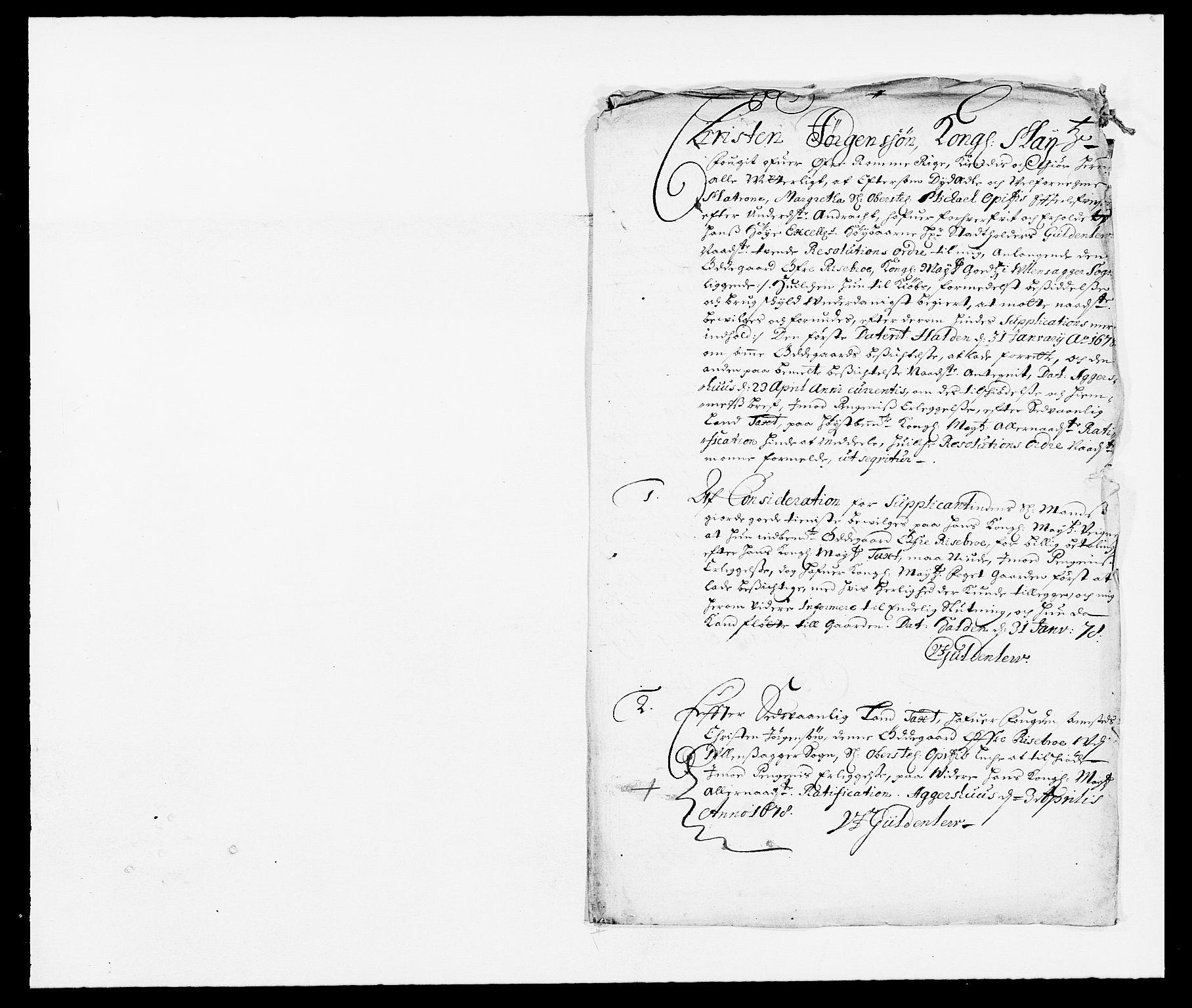 RA, Rentekammeret inntil 1814, Reviderte regnskaper, Fogderegnskap, R12/L0693: Fogderegnskap Øvre Romerike, 1678-1679, s. 148