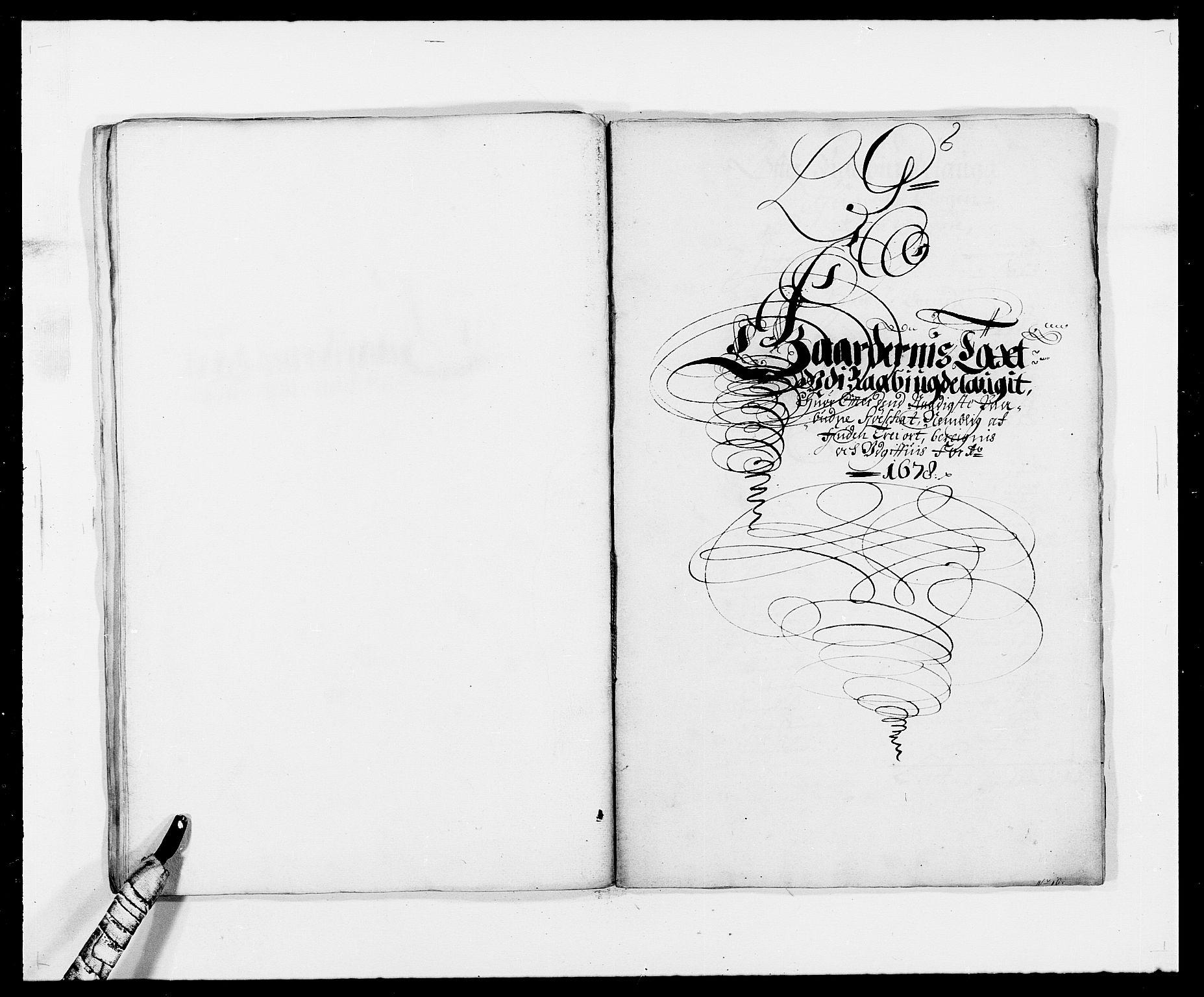 RA, Rentekammeret inntil 1814, Reviderte regnskaper, Fogderegnskap, R40/L2435: Fogderegnskap Råbyggelag, 1677-1678, s. 305