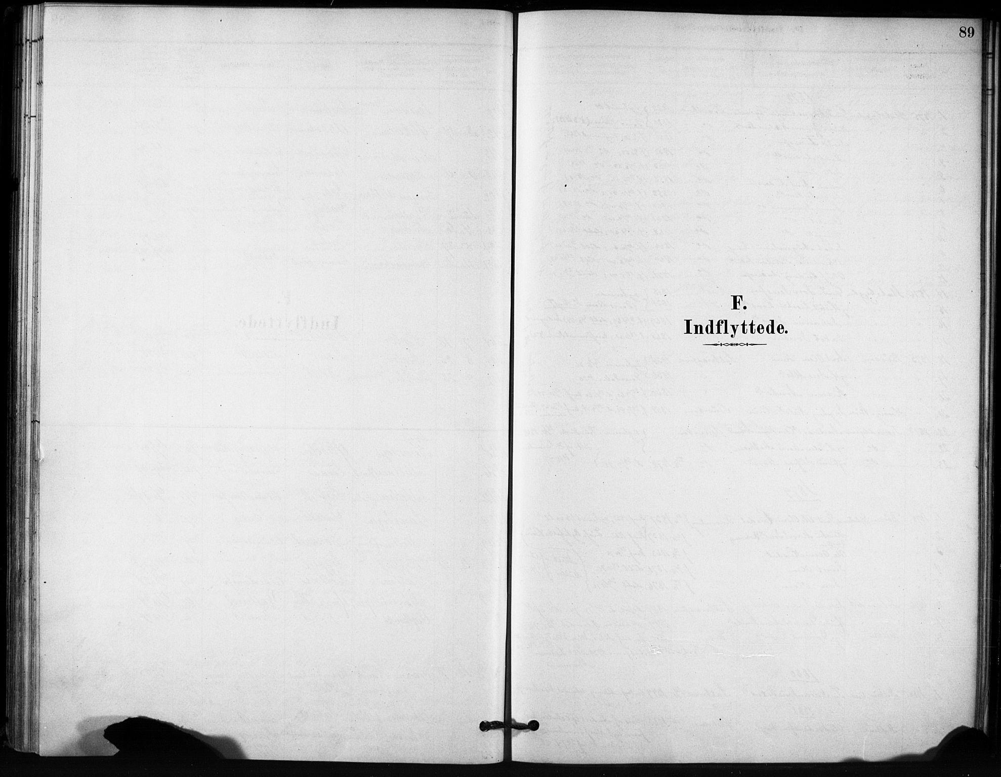 SAT, Ministerialprotokoller, klokkerbøker og fødselsregistre - Sør-Trøndelag, 666/L0786: Ministerialbok nr. 666A04, 1878-1895, s. 89