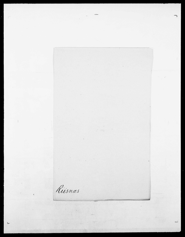 SAO, Delgobe, Charles Antoine - samling, D/Da/L0032: Rabakovsky - Rivertz, s. 668