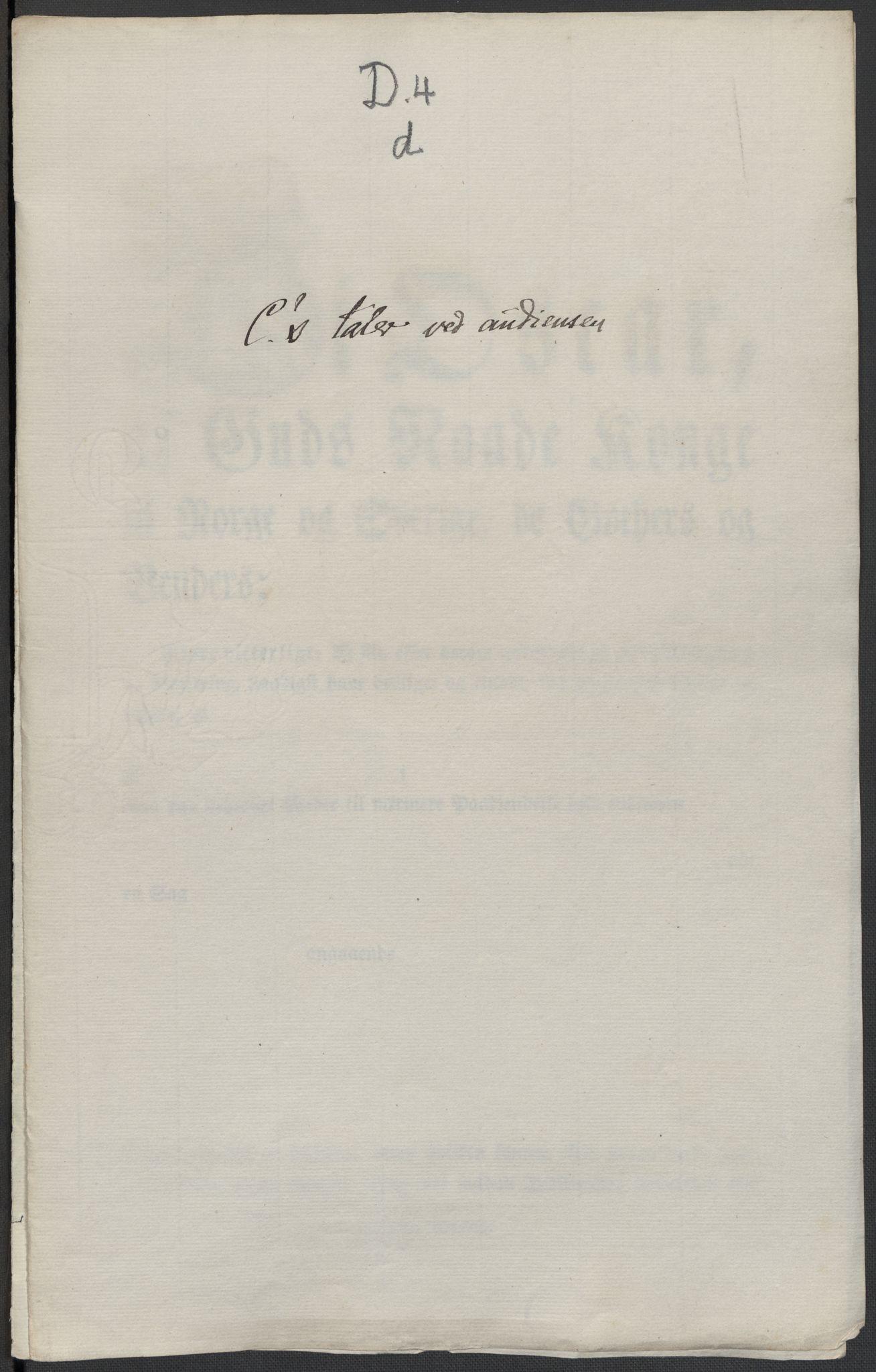RA, Christie, Wilhelm Frimann Koren, F/L0004, 1814, s. 253