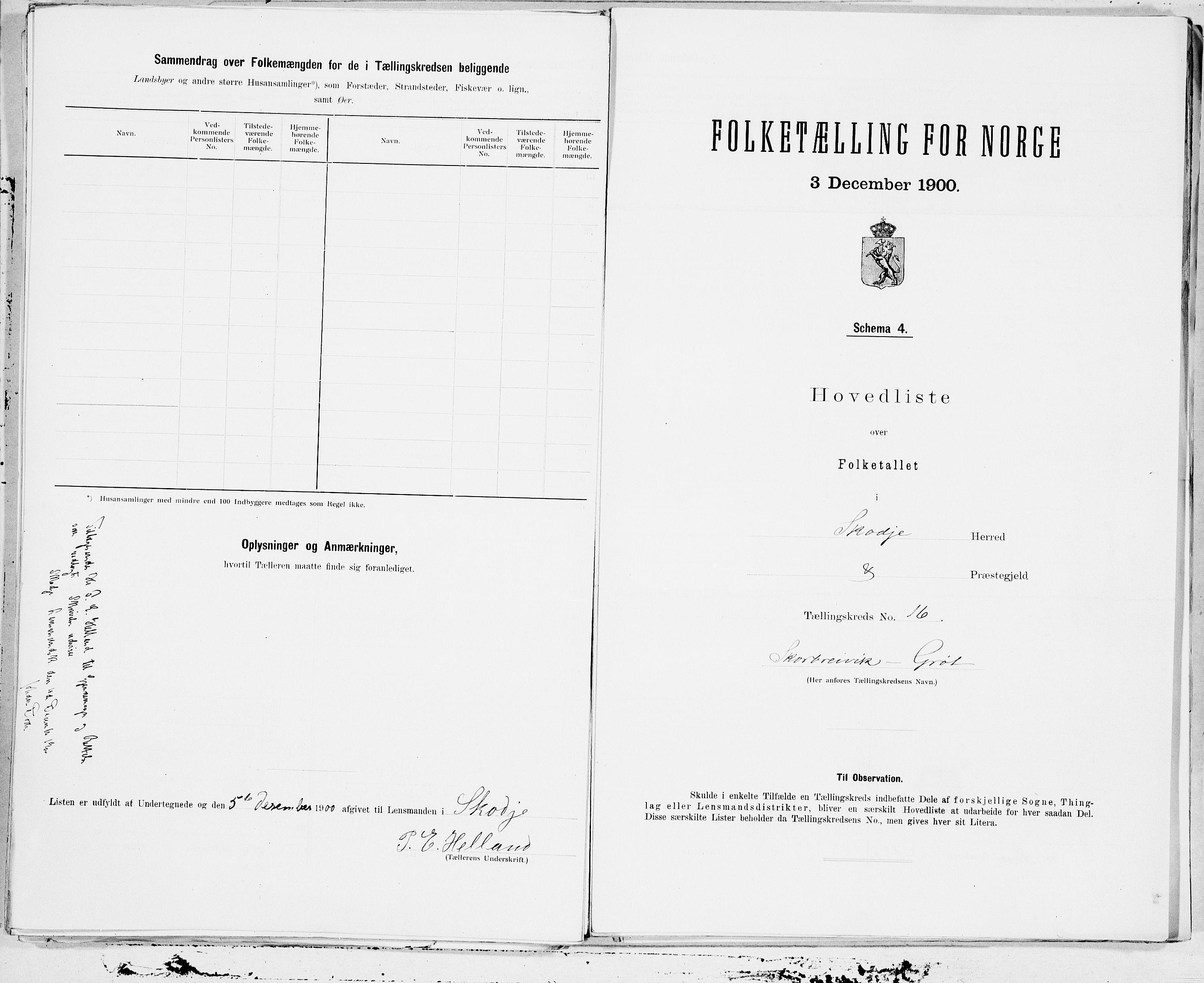 SAT, Folketelling 1900 for 1529 Skodje herred, 1900, s. 32