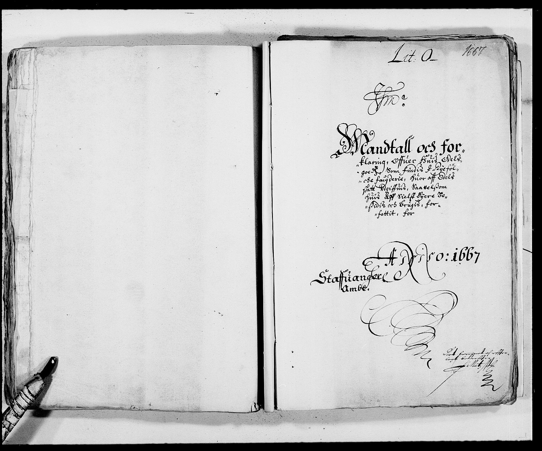 RA, Rentekammeret inntil 1814, Reviderte regnskaper, Fogderegnskap, R47/L2841: Fogderegnskap Ryfylke, 1665-1669, s. 102