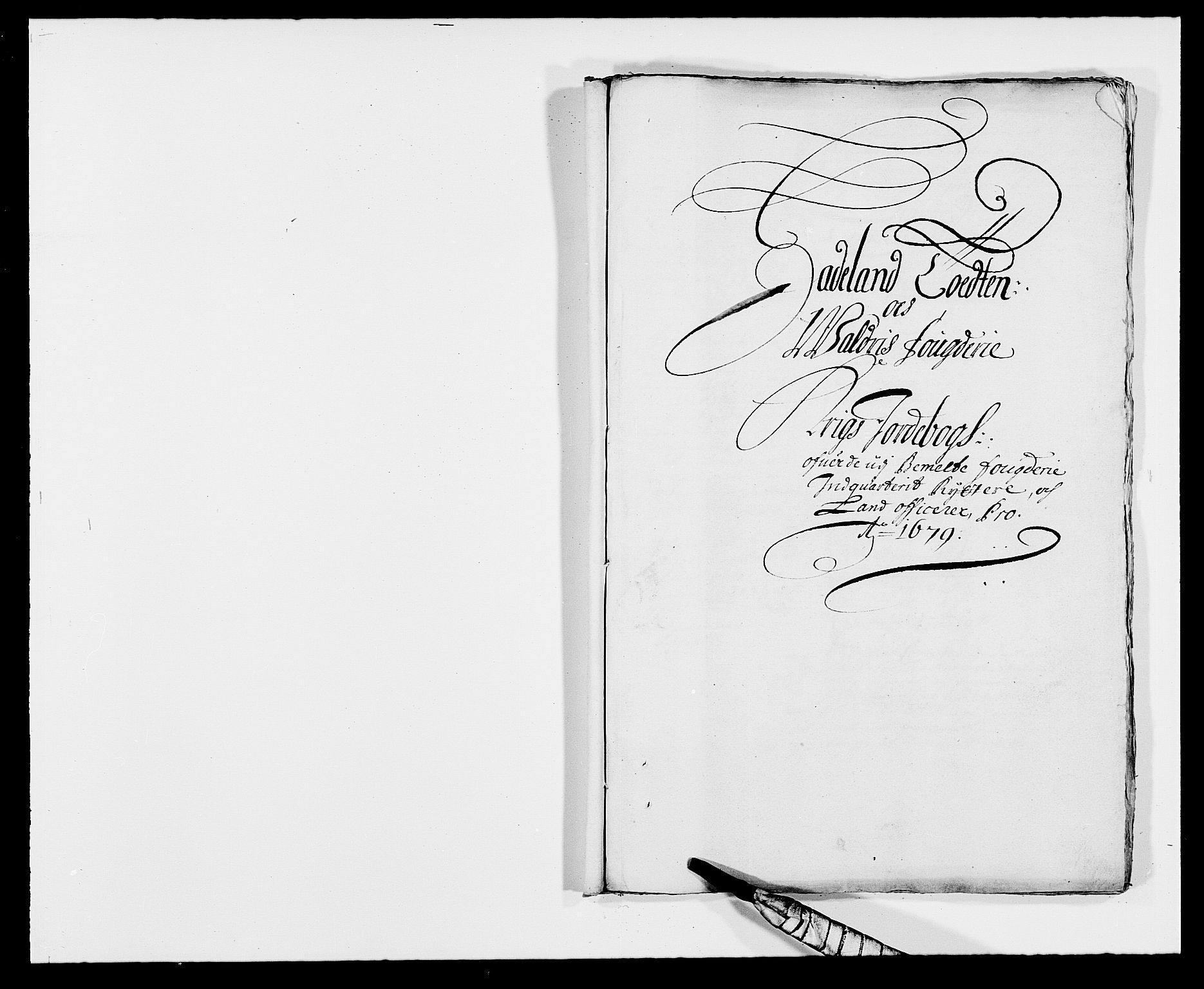 RA, Rentekammeret inntil 1814, Reviderte regnskaper, Fogderegnskap, R18/L1274: Fogderegnskap Hadeland, Toten og Valdres, 1679, s. 247
