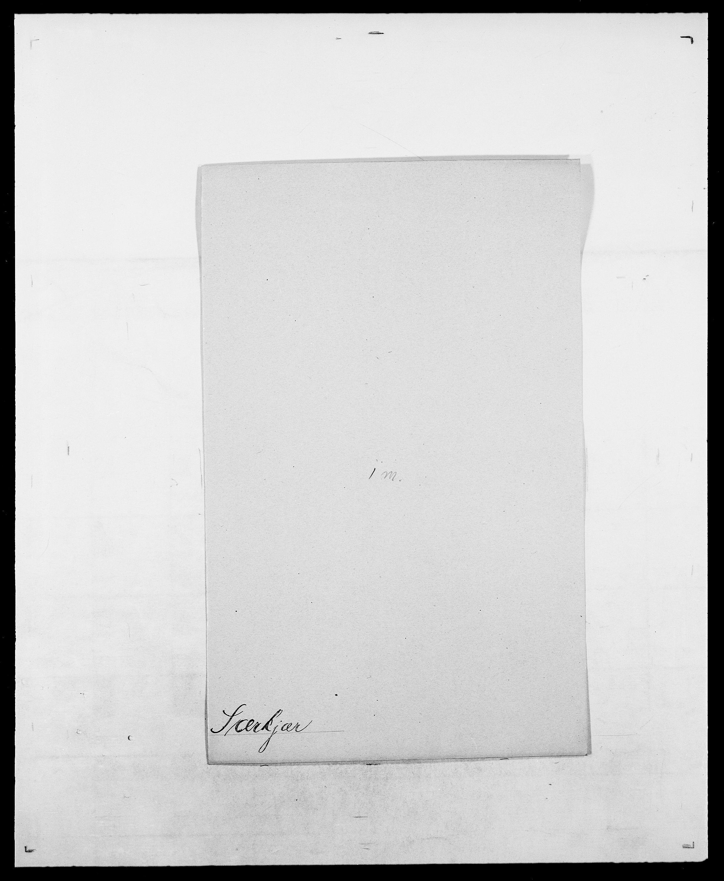 SAO, Delgobe, Charles Antoine - samling, D/Da/L0038: Svanenskjold - Thornsohn, s. 130