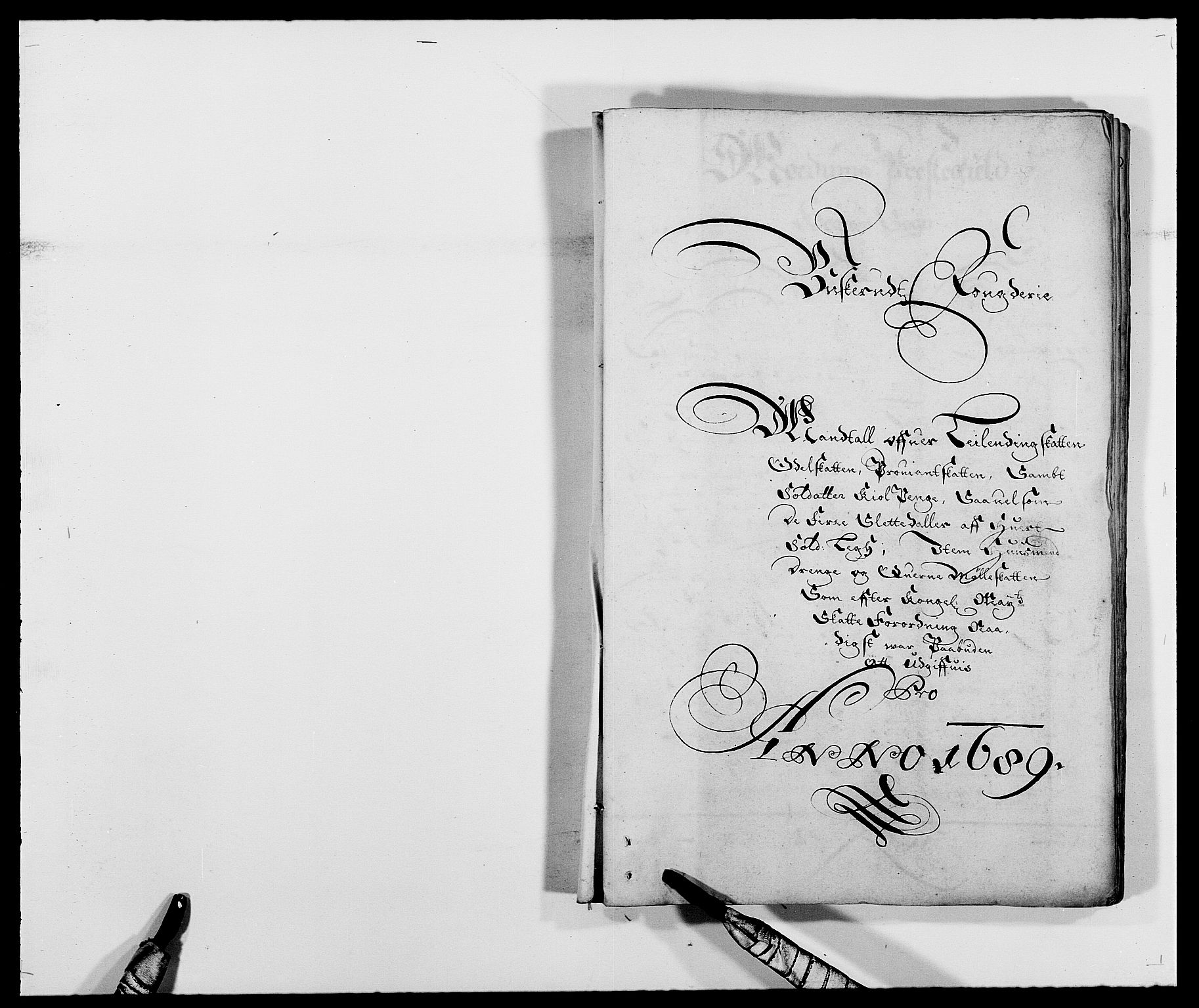 RA, Rentekammeret inntil 1814, Reviderte regnskaper, Fogderegnskap, R25/L1680: Fogderegnskap Buskerud, 1689-1690, s. 58