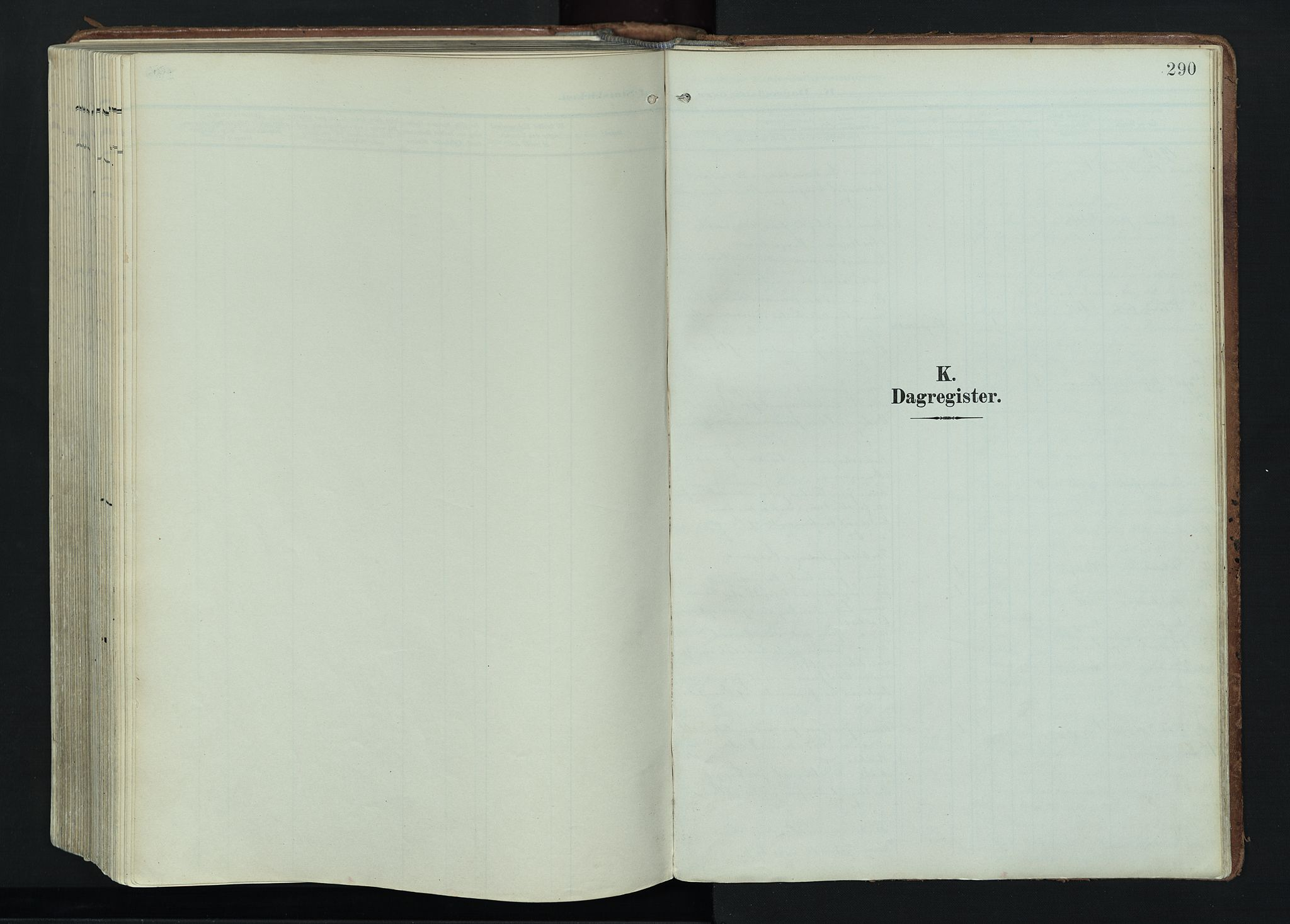SAH, Vågå prestekontor, Ministerialbok nr. 11, 1905-1924, s. 290