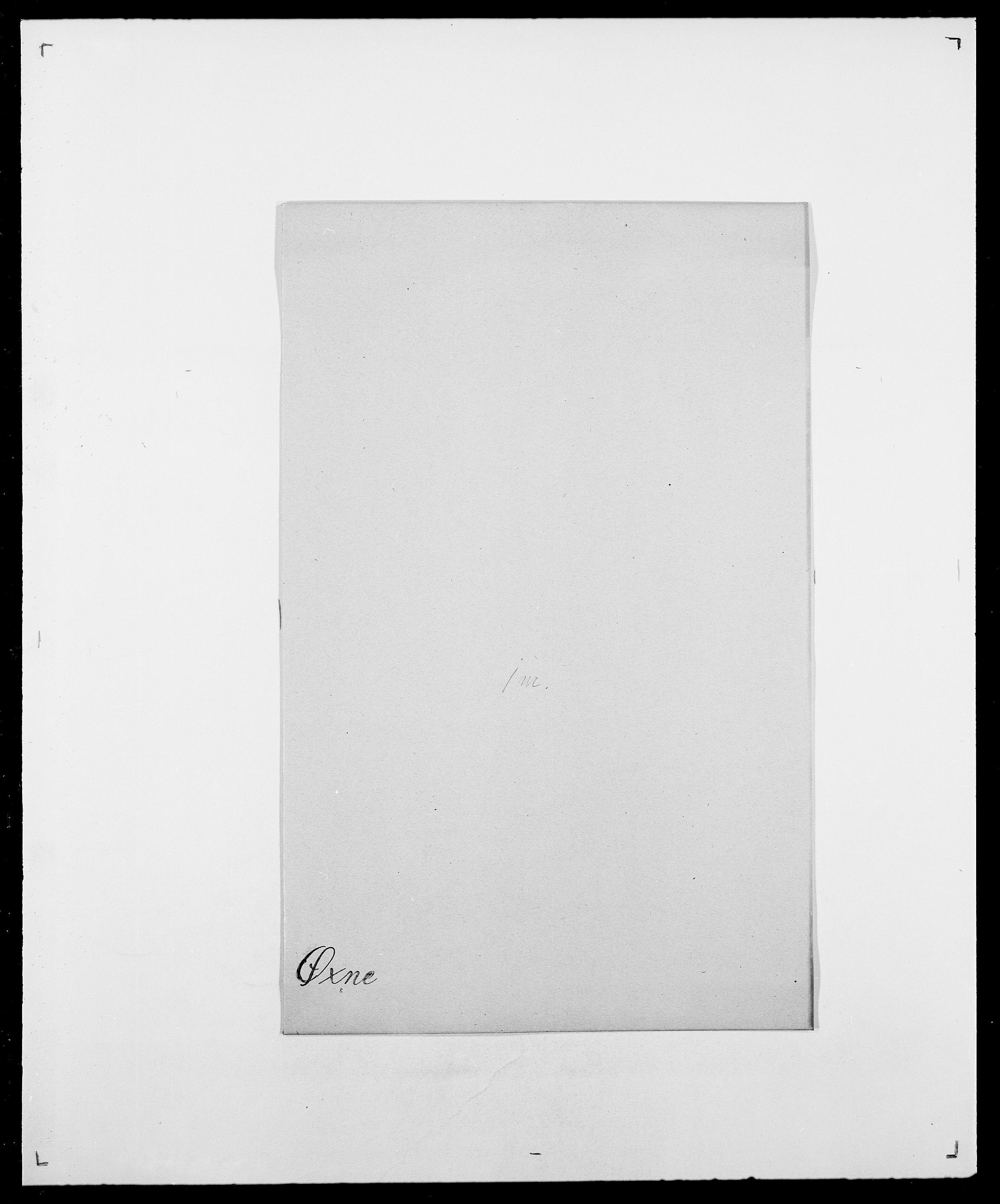 SAO, Delgobe, Charles Antoine - samling, D/Da/L0043: Wulfsberg - v. Zanten, s. 422