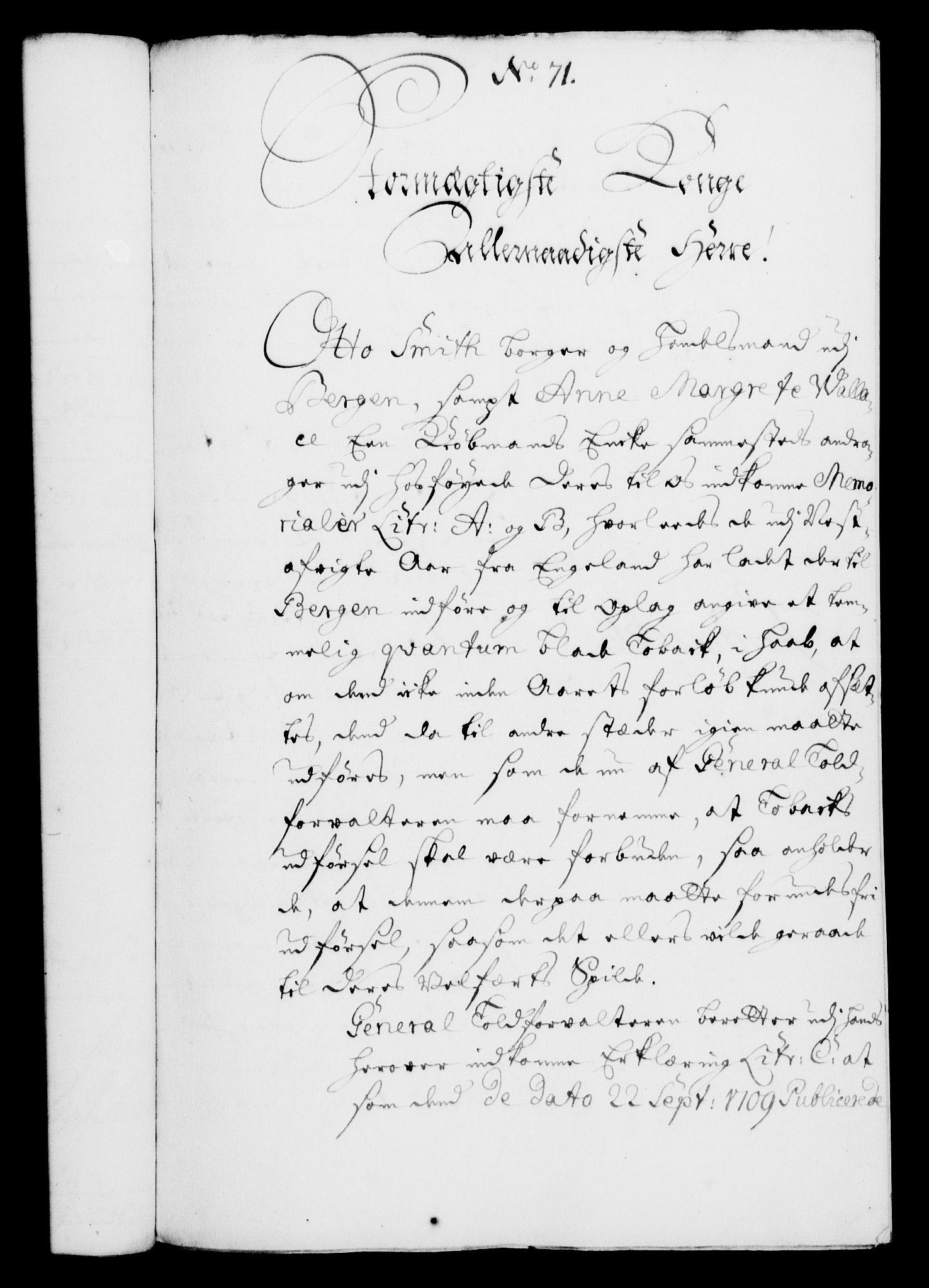 RA, Rentekammeret, Kammerkanselliet, G/Gf/Gfa/L0005: Norsk relasjons- og resolusjonsprotokoll (merket RK 52.5), 1722, s. 366