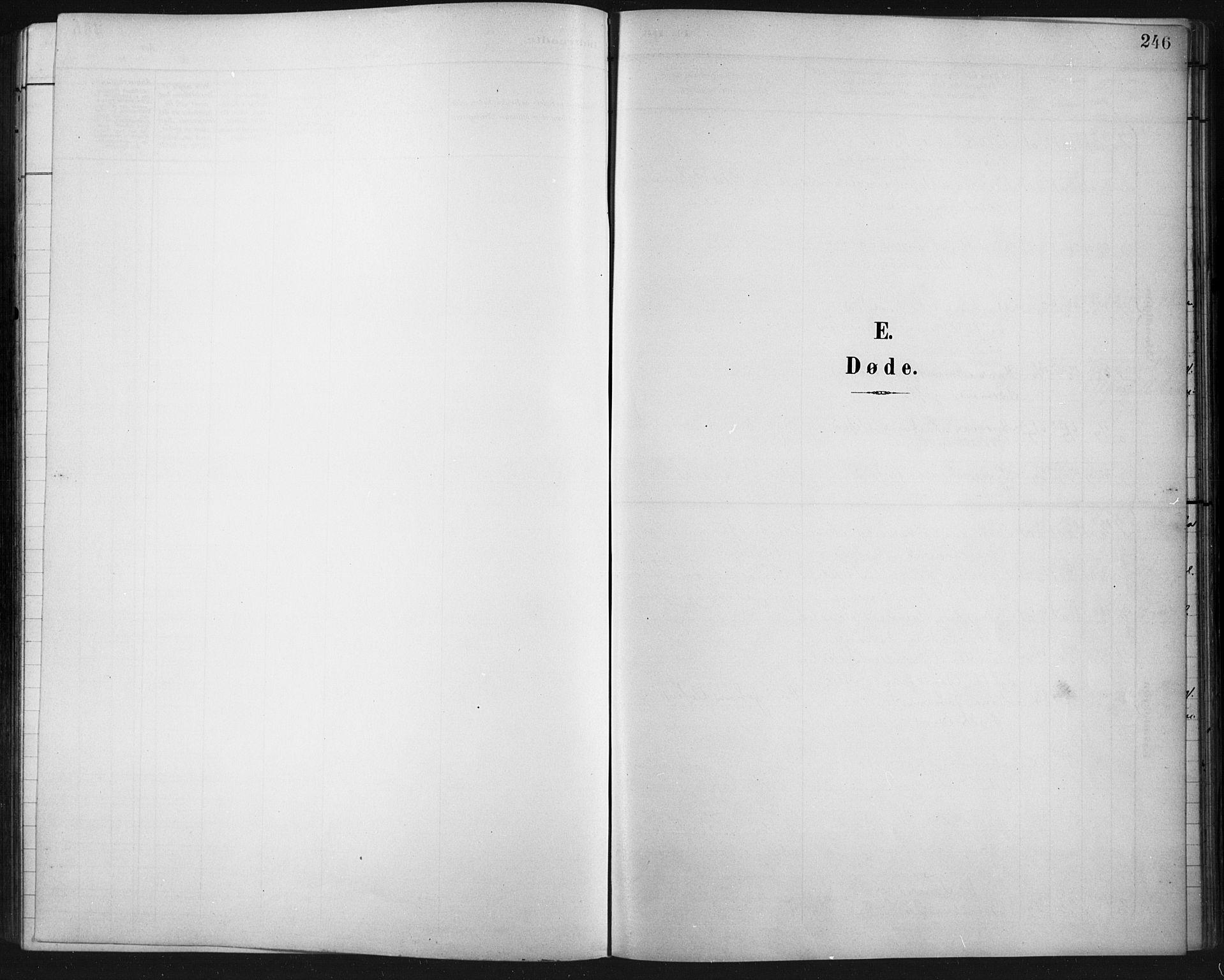 SAH, Fåberg prestekontor, Klokkerbok nr. 11, 1901-1921, s. 246