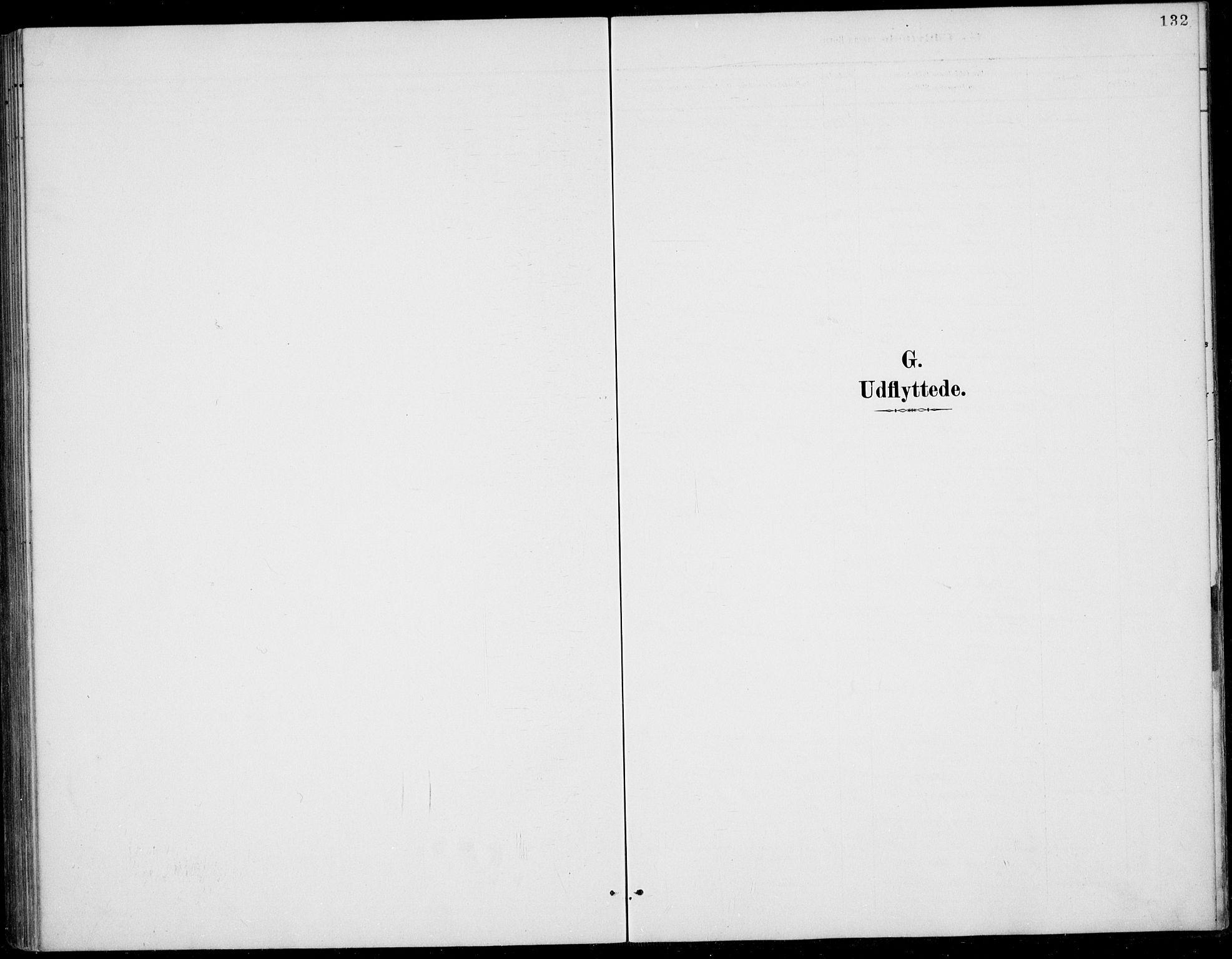 SAKO, Rauland kirkebøker, G/Gb/L0002: Klokkerbok nr. II 2, 1887-1937, s. 132