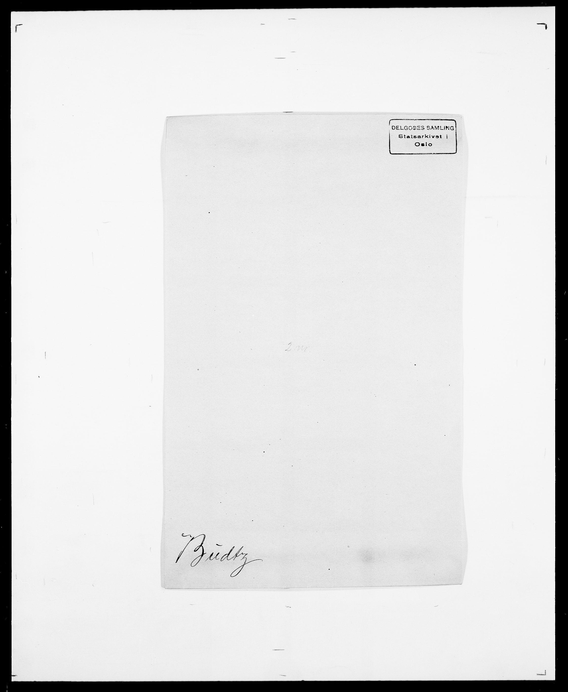 SAO, Delgobe, Charles Antoine - samling, D/Da/L0007: Buaas - Caphengst, s. 143