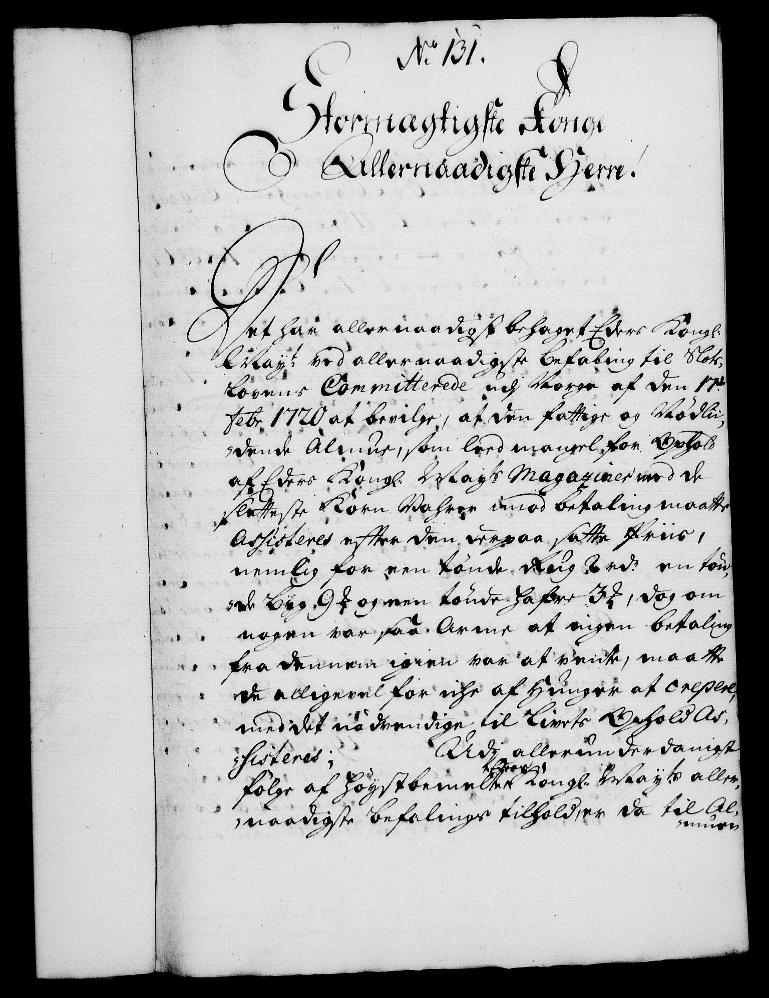 RA, Rentekammeret, Kammerkanselliet, G/Gf/Gfa/L0010: Norsk relasjons- og resolusjonsprotokoll (merket RK 52.10), 1727, s. 972