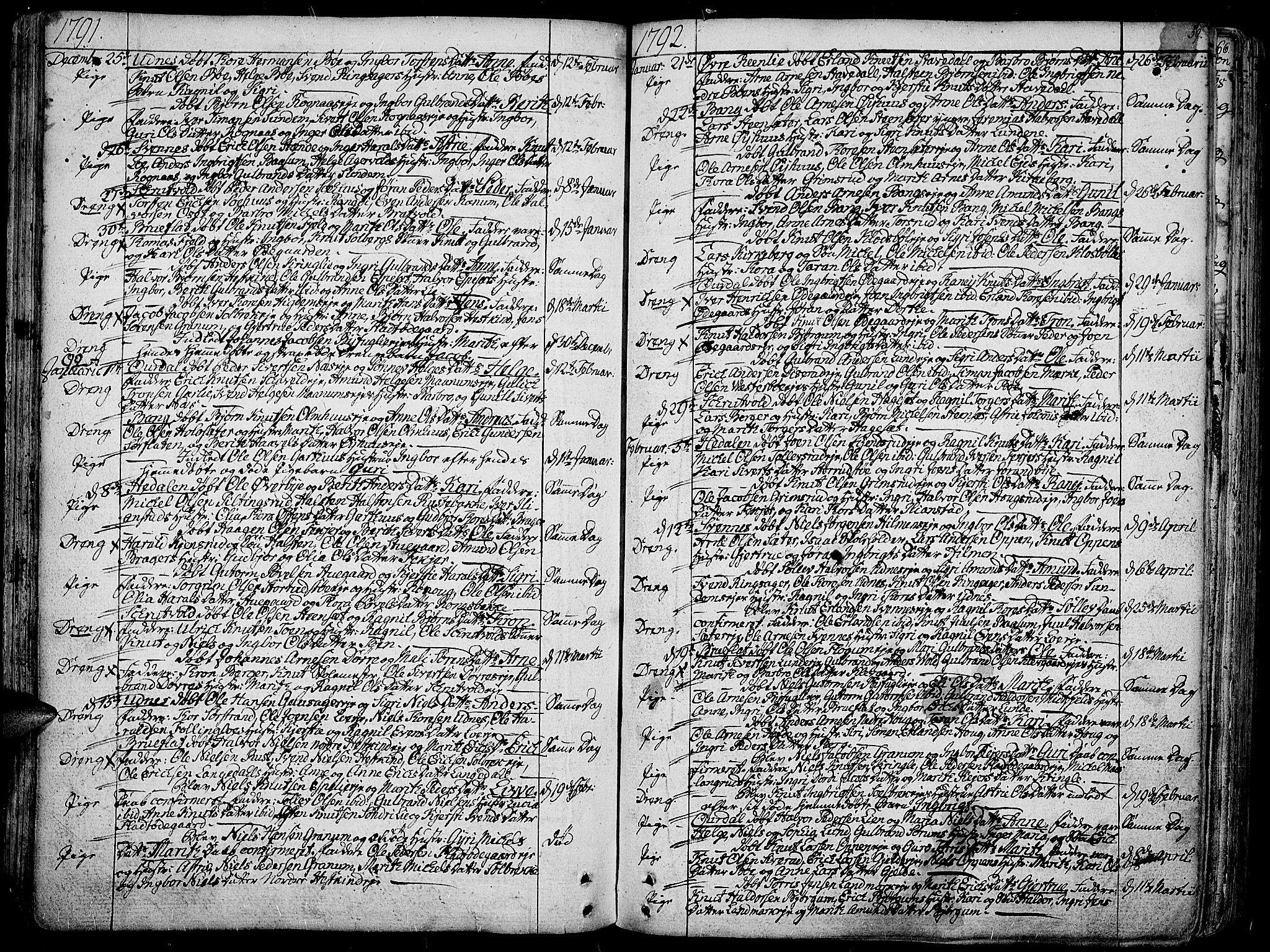 SAH, Aurdal prestekontor, Ministerialbok nr. 6, 1781-1804, s. 59