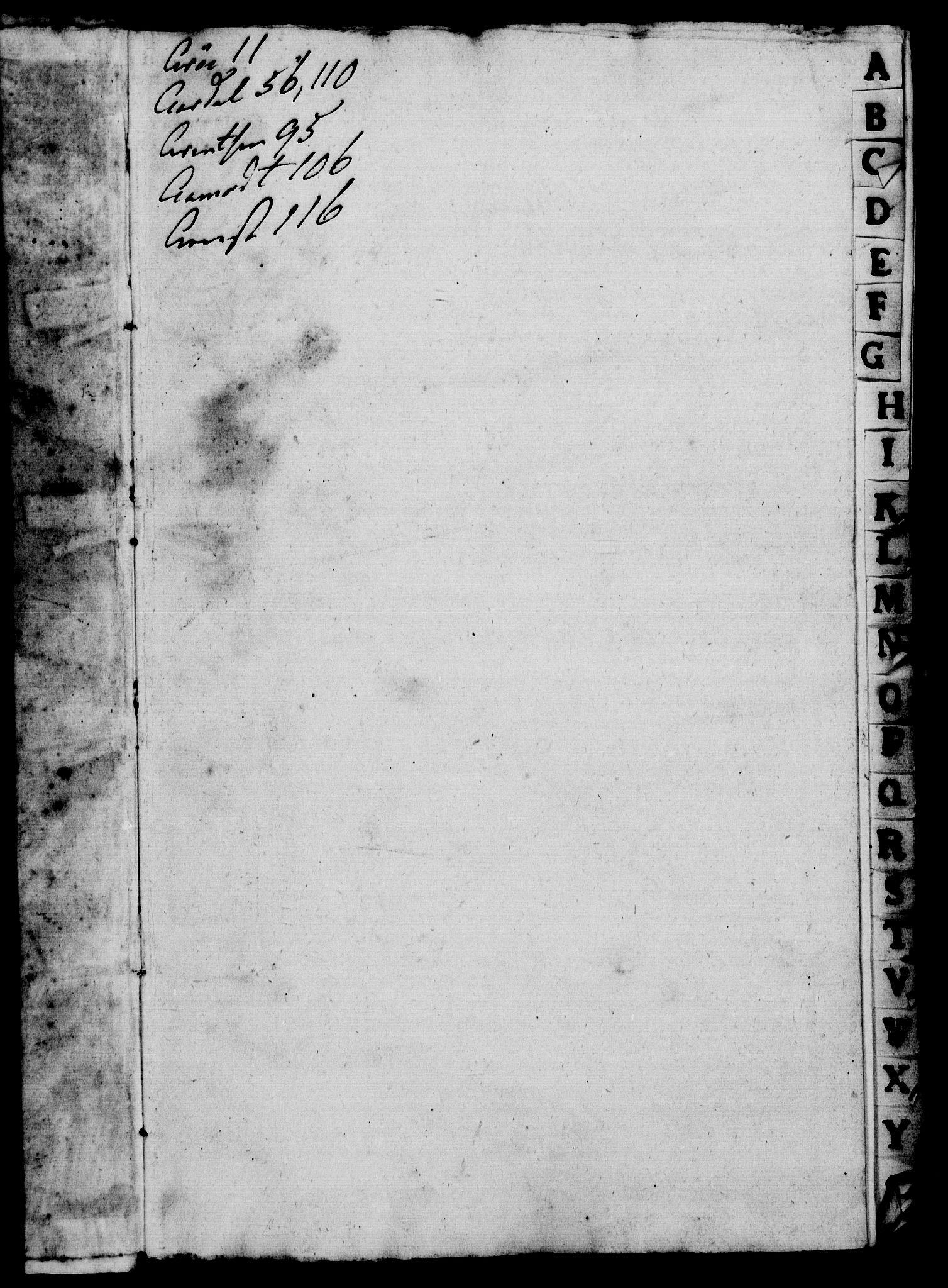 RA, Rentekammeret, Kammerkanselliet, G/Gf/Gfa/L0013: Norsk relasjons- og resolusjonsprotokoll (merket RK 52.13), 1730, s. 3