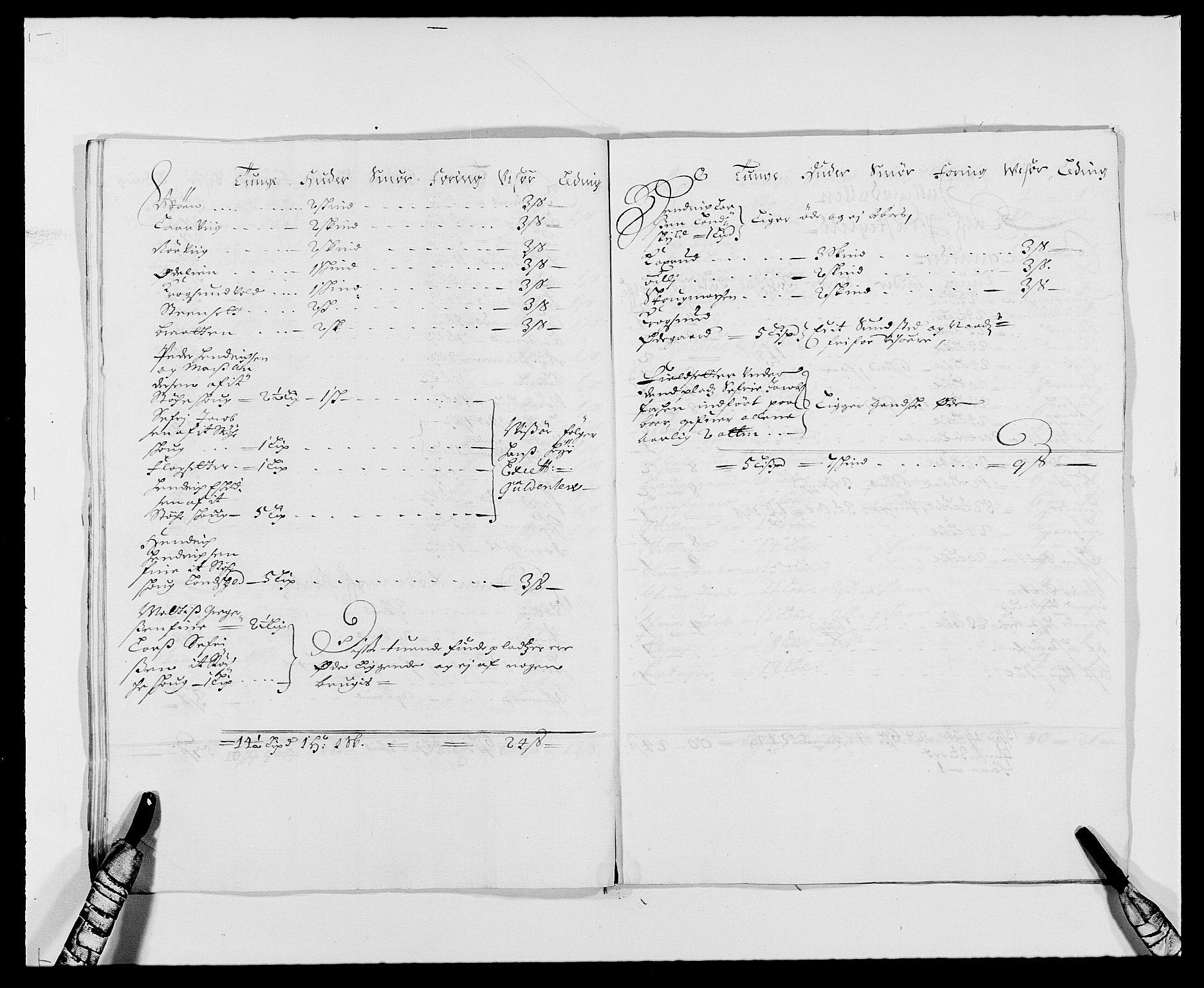 RA, Rentekammeret inntil 1814, Reviderte regnskaper, Fogderegnskap, R21/L1446: Fogderegnskap Ringerike og Hallingdal, 1683-1686, s. 306