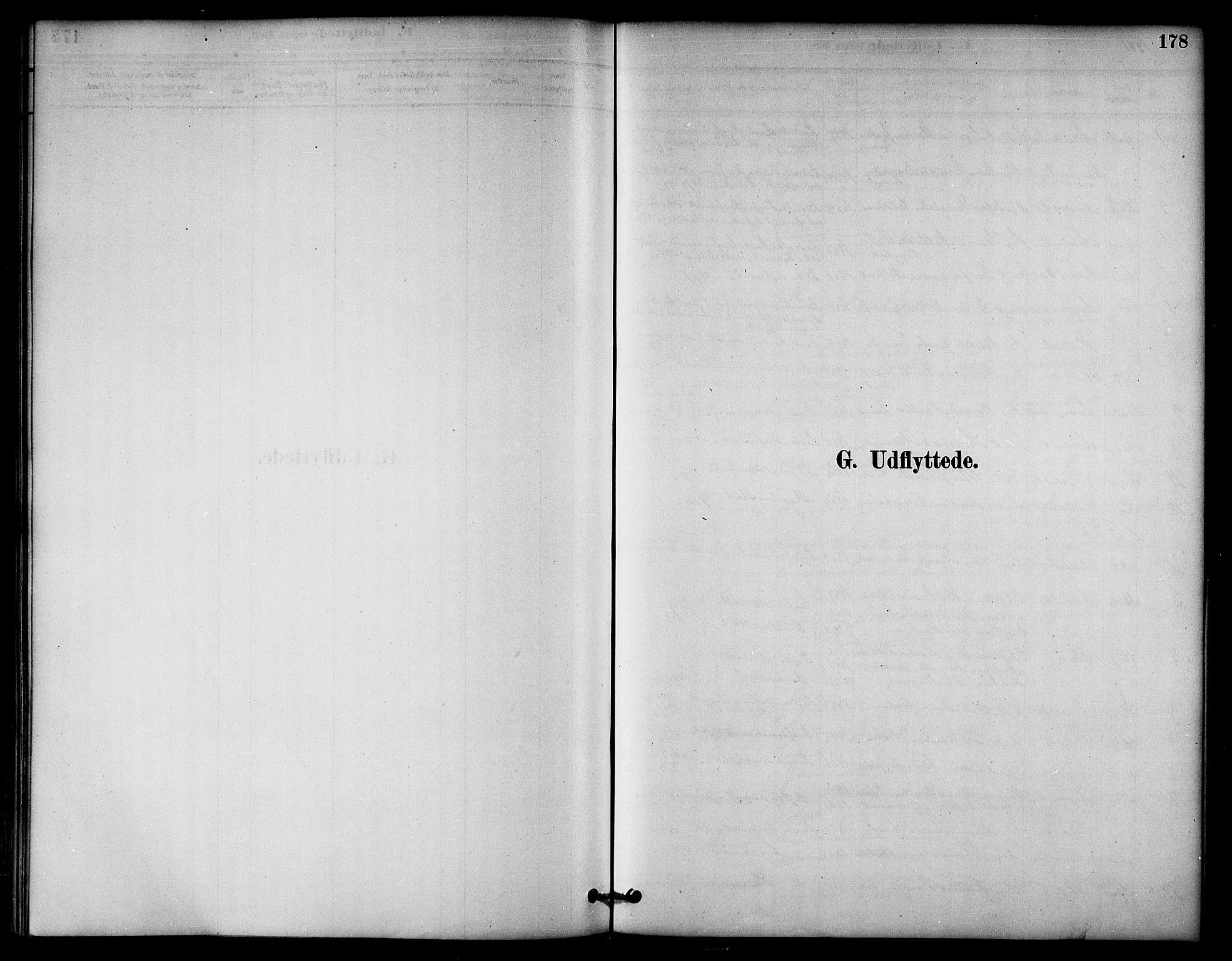 SAT, Ministerialprotokoller, klokkerbøker og fødselsregistre - Nord-Trøndelag, 764/L0555: Ministerialbok nr. 764A10, 1881-1896, s. 178