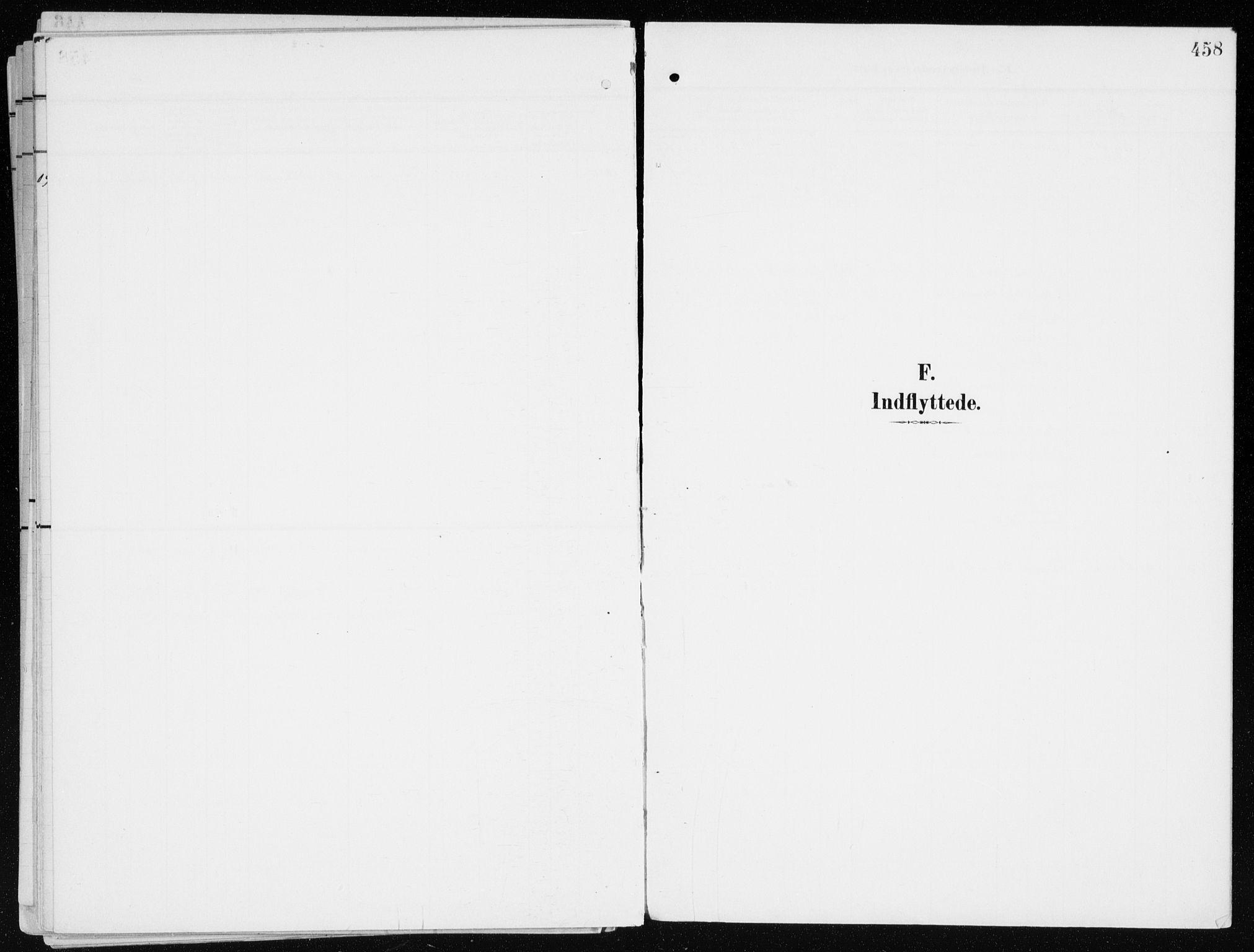 SAH, Furnes prestekontor, K/Ka/L0001: Ministerialbok nr. 1, 1907-1935, s. 458