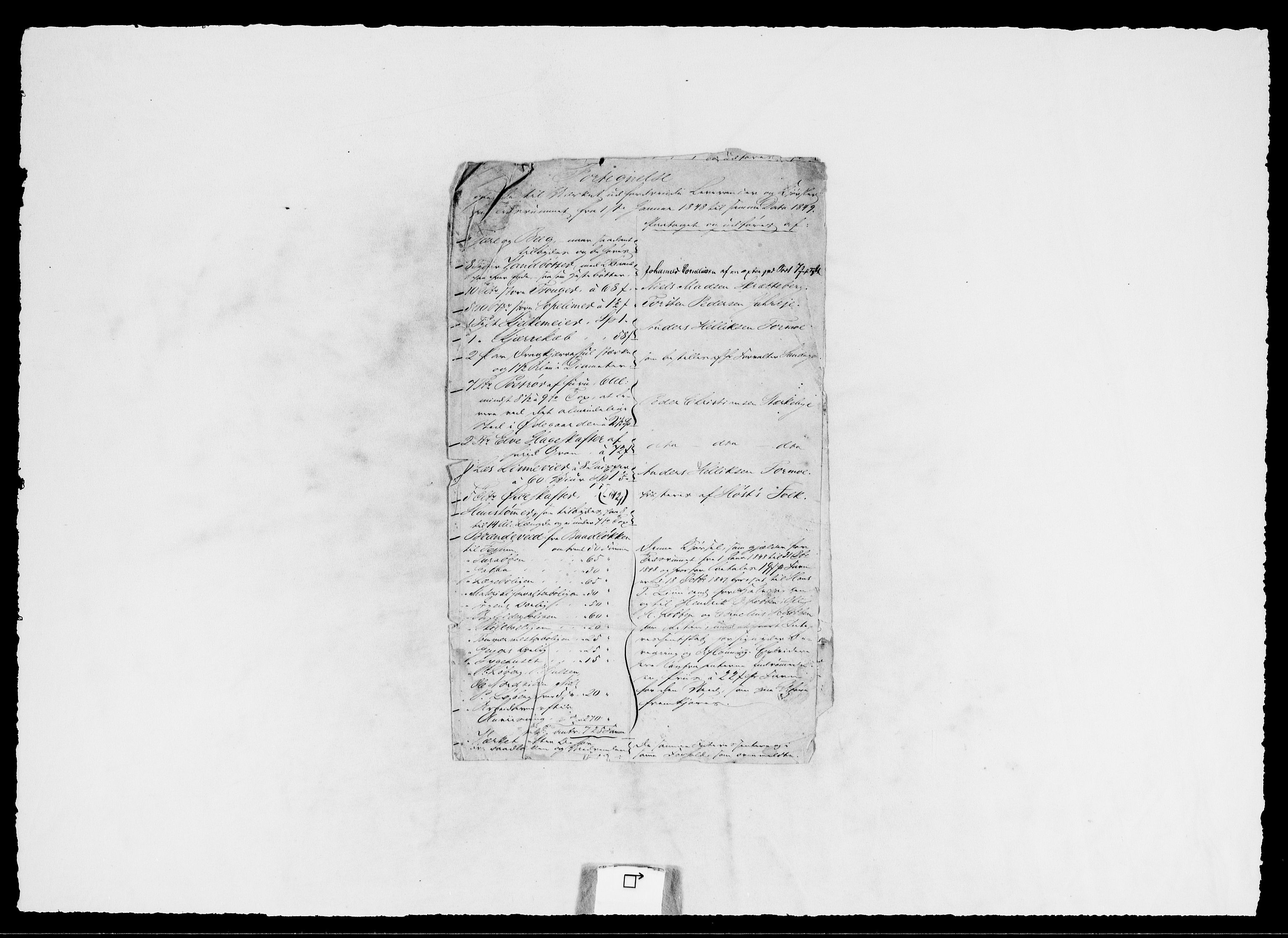 RA, Modums Blaafarveværk, G/Ga/L0063, 1827-1849, s. 231