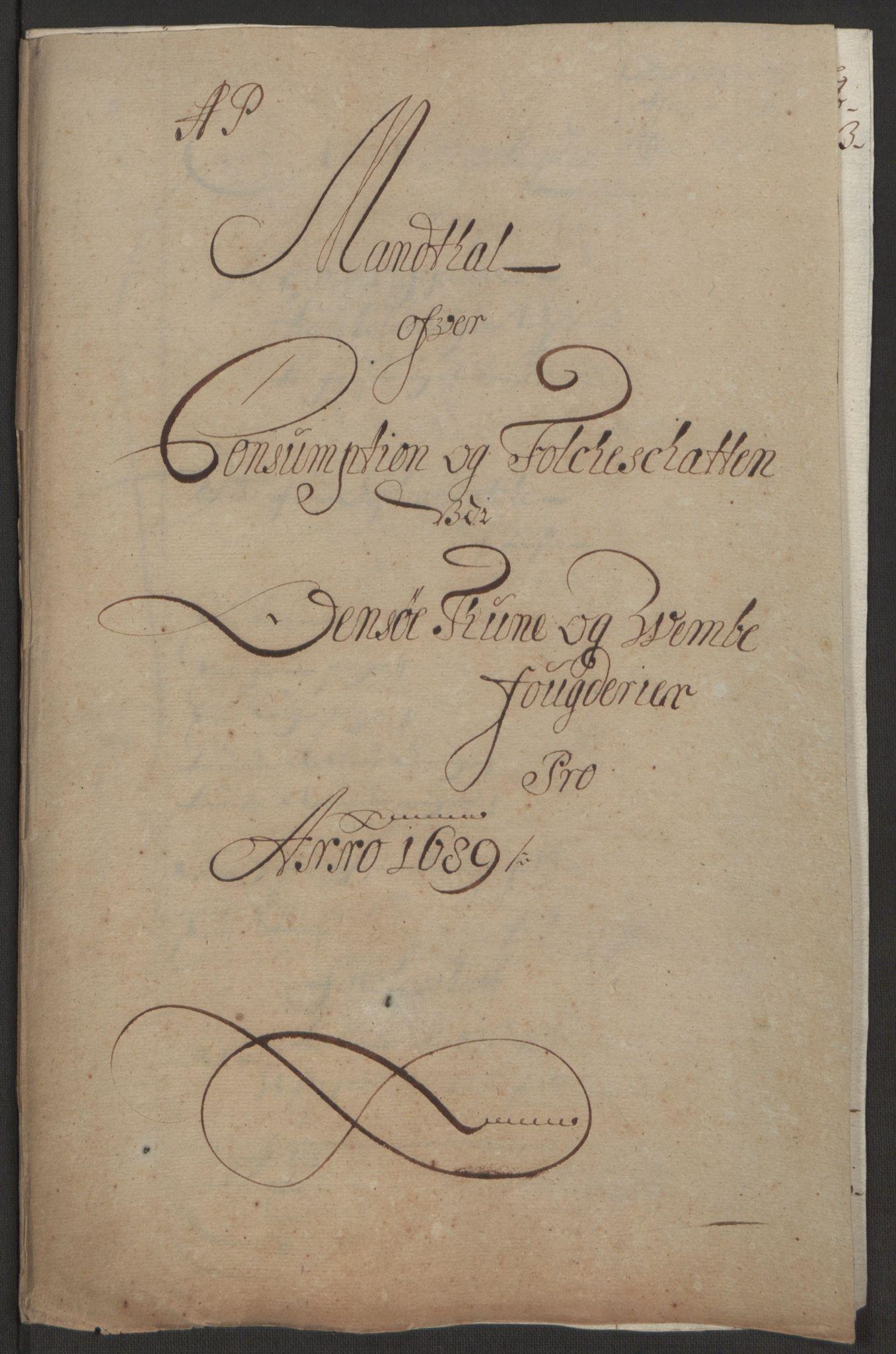 RA, Rentekammeret inntil 1814, Reviderte regnskaper, Fogderegnskap, R03/L0118: Fogderegnskap Onsøy, Tune, Veme og Åbygge fogderi, 1684-1689, s. 28