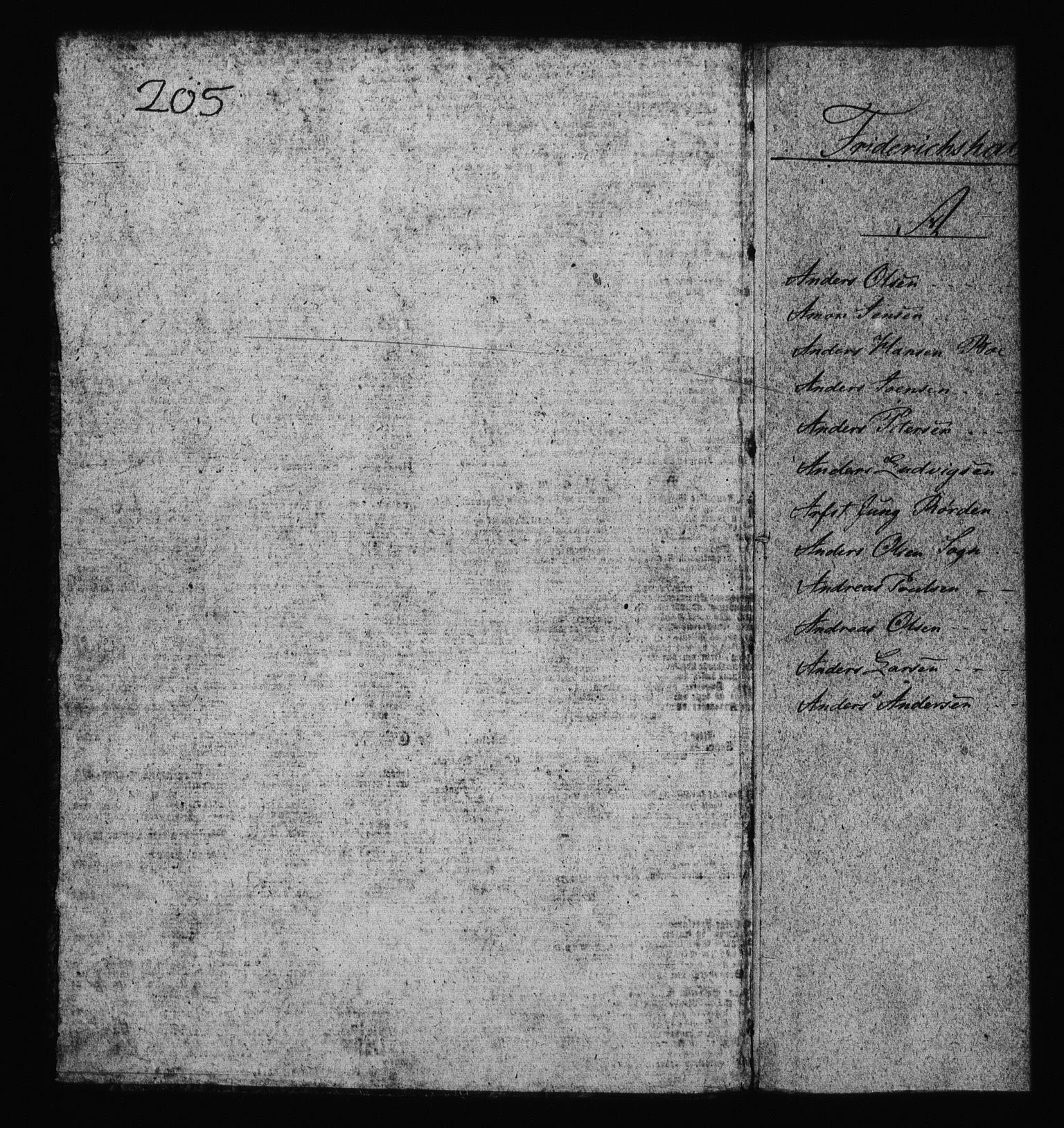 RA, Sjøetaten, F/L0206: Fredrikshalds distrikt, bind 1, 1812