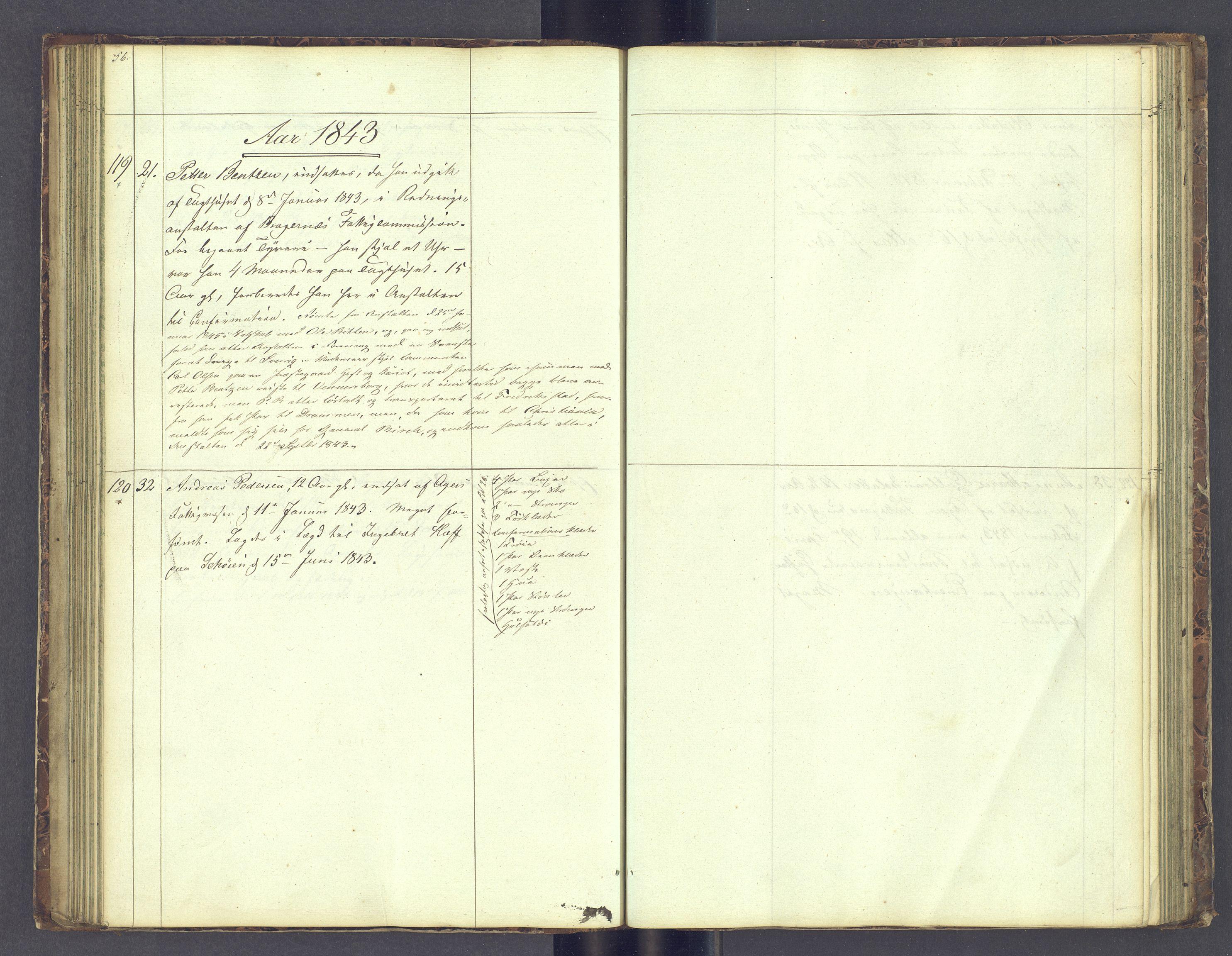 SAH, Toftes Gave, F/Fc/L0001: Elevprotokoll, 1841-1847, s. 56