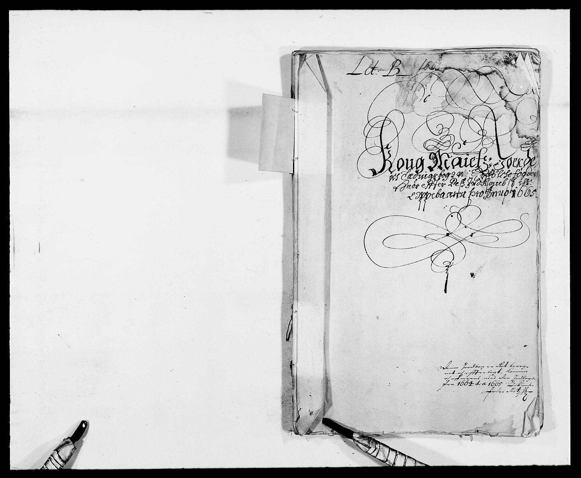 RA, Rentekammeret inntil 1814, Reviderte regnskaper, Fogderegnskap, R47/L2839: Fogderegnskap Ryfylke, 1665-1669, s. 20