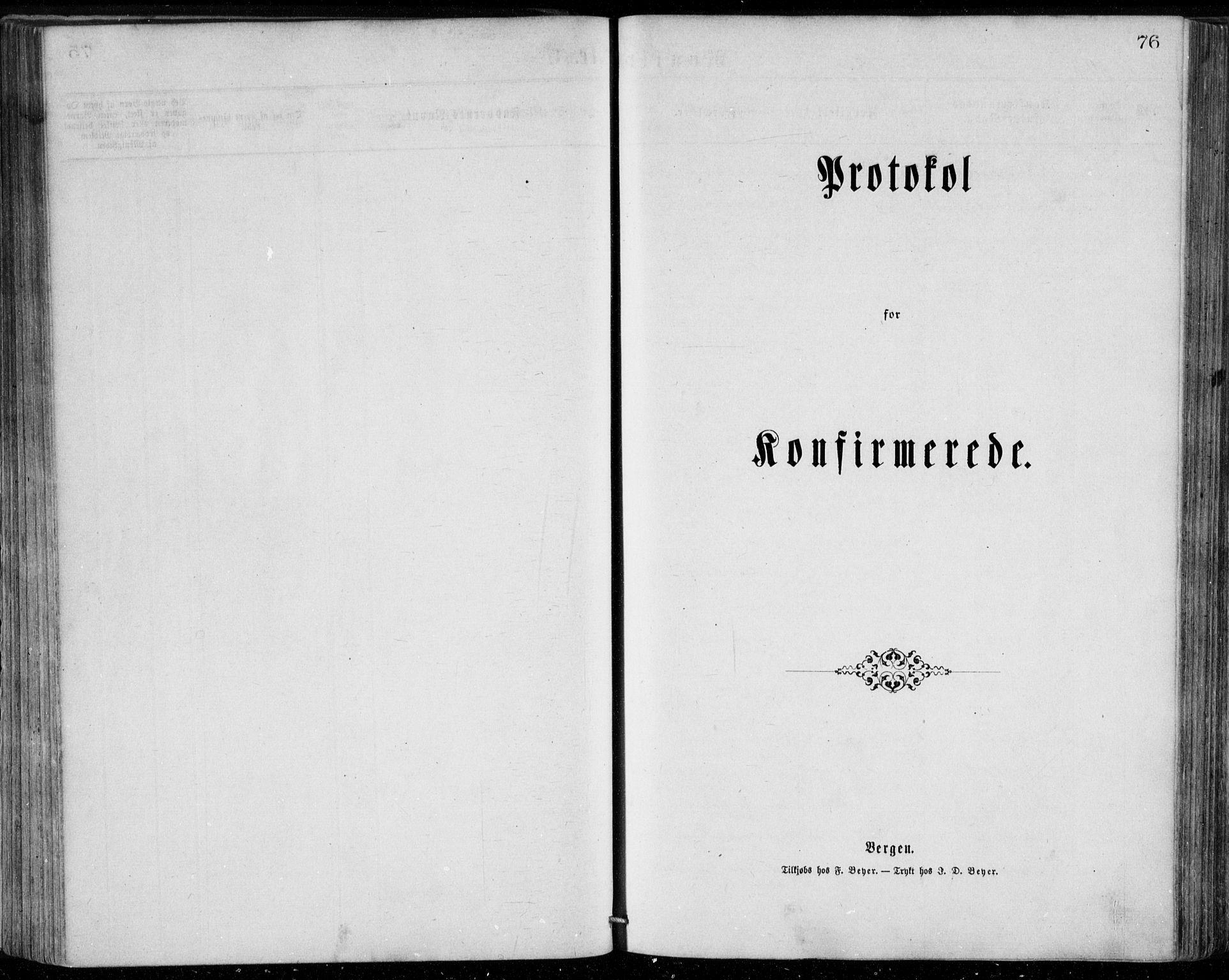 SAB, Herdla Sokneprestembete, H/Haa: Ministerialbok nr. A 2, 1869-1877, s. 76