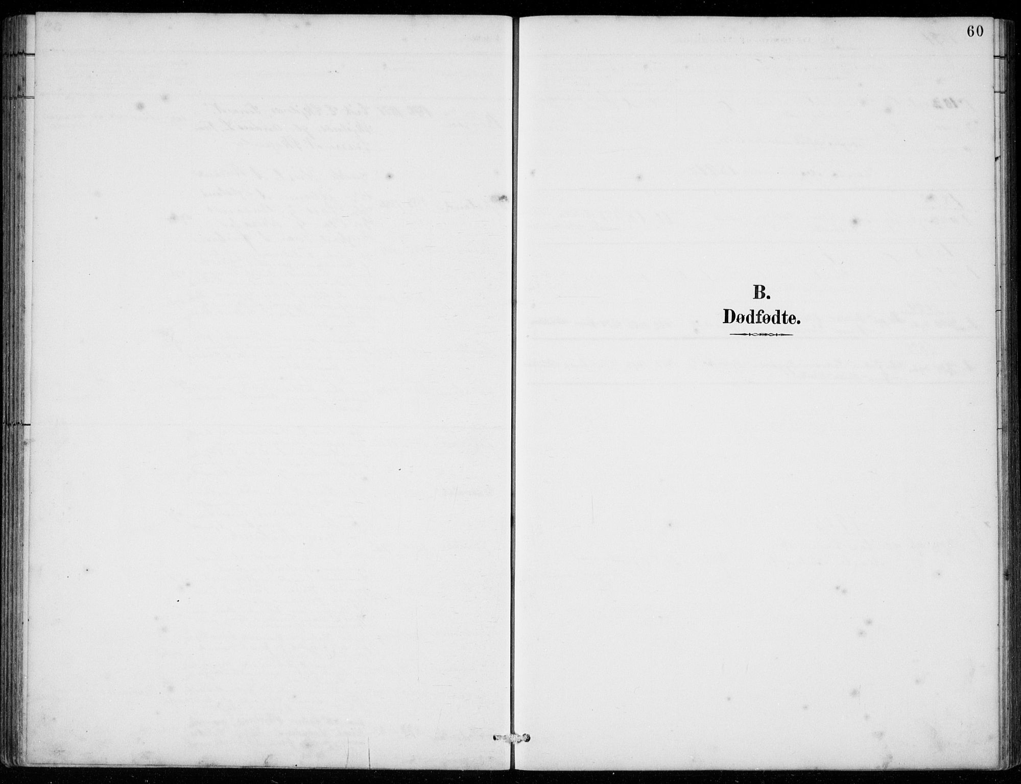 SAB, Strandebarm Sokneprestembete, H/Hab: Klokkerbok nr. C  1, 1891-1913, s. 60