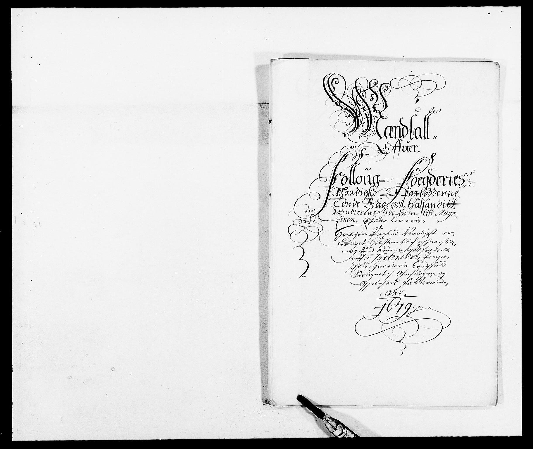 RA, Rentekammeret inntil 1814, Reviderte regnskaper, Fogderegnskap, R09/L0428: Fogderegnskap Follo, 1679, s. 195