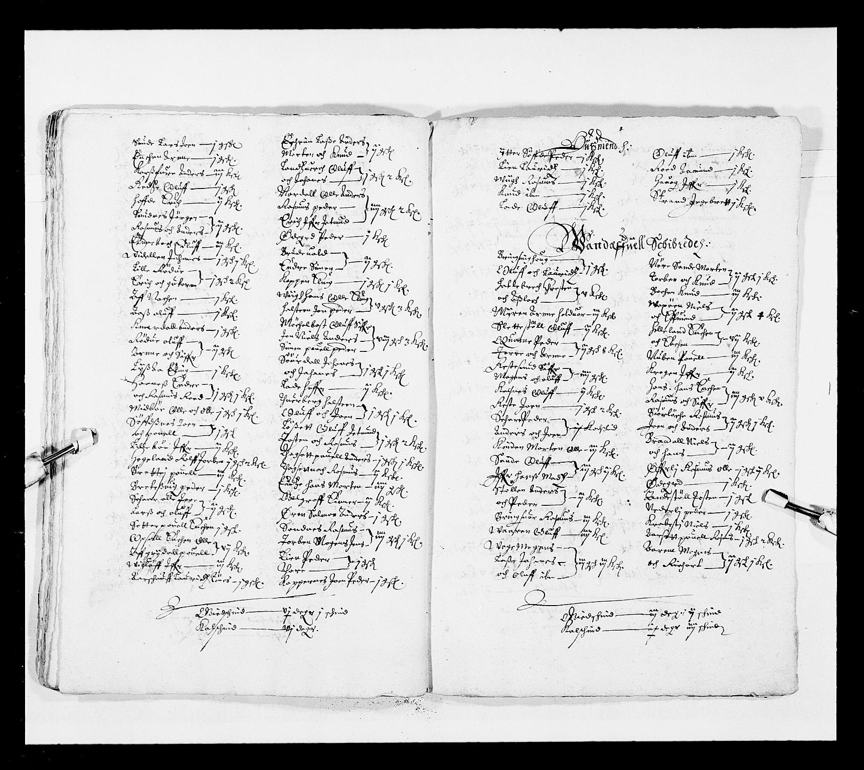 RA, Stattholderembetet 1572-1771, Ek/L0025: Jordebøker 1633-1658:, 1645-1646, s. 257
