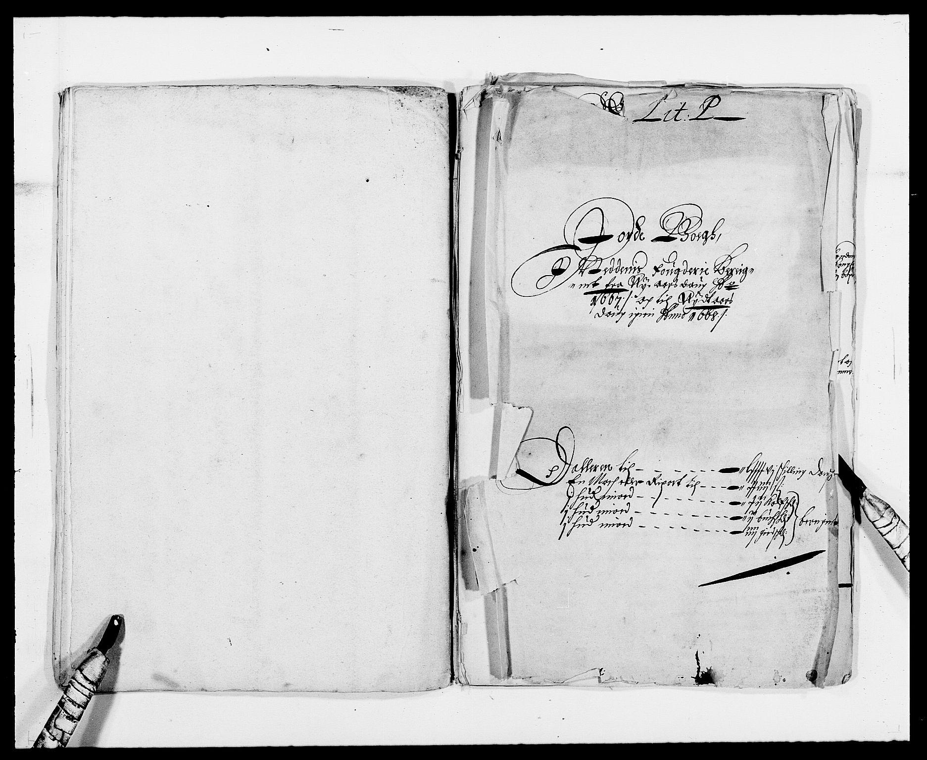 RA, Rentekammeret inntil 1814, Reviderte regnskaper, Fogderegnskap, R39/L2297: Fogderegnskap Nedenes, 1667-1669, s. 15