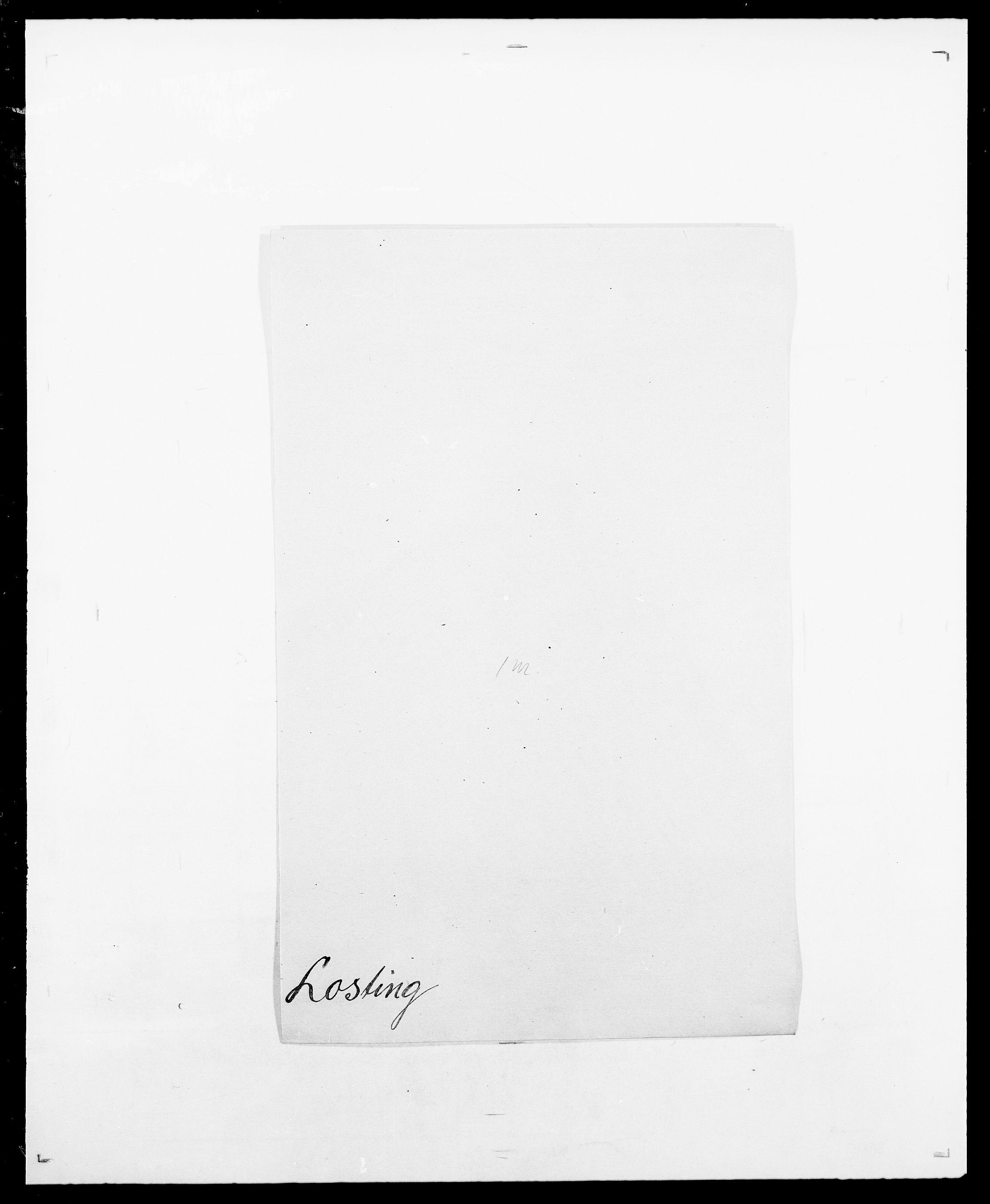 SAO, Delgobe, Charles Antoine - samling, D/Da/L0024: Lobech - Lærum, s. 333