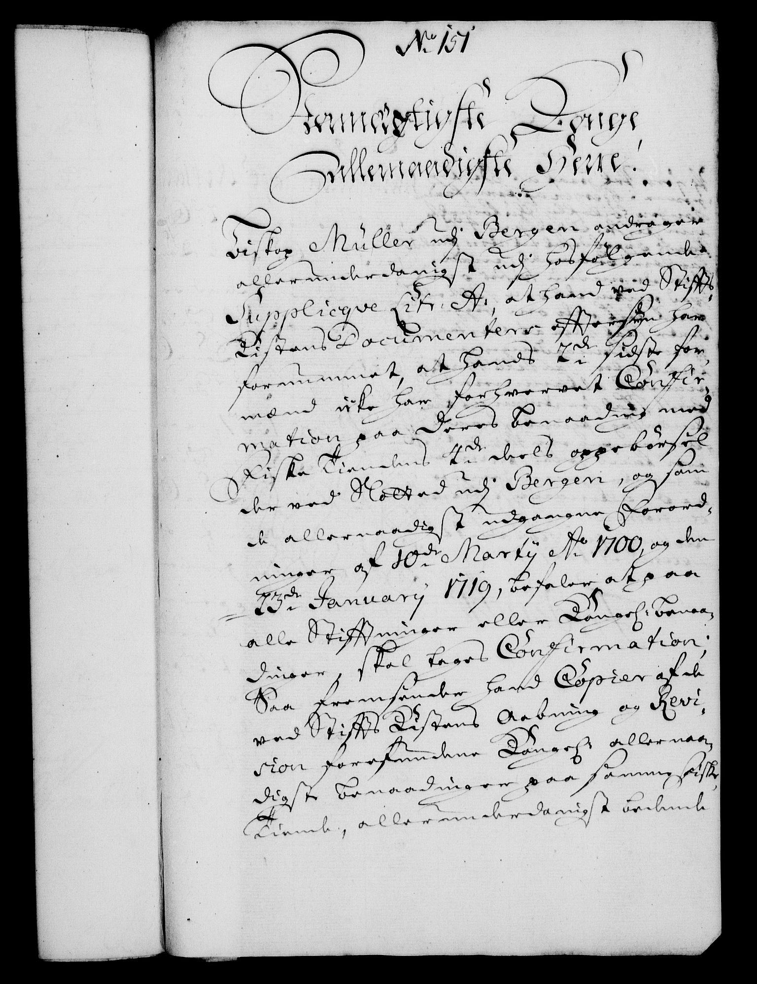 RA, Rentekammeret, Kammerkanselliet, G/Gf/Gfa/L0010: Norsk relasjons- og resolusjonsprotokoll (merket RK 52.10), 1727, s. 1105