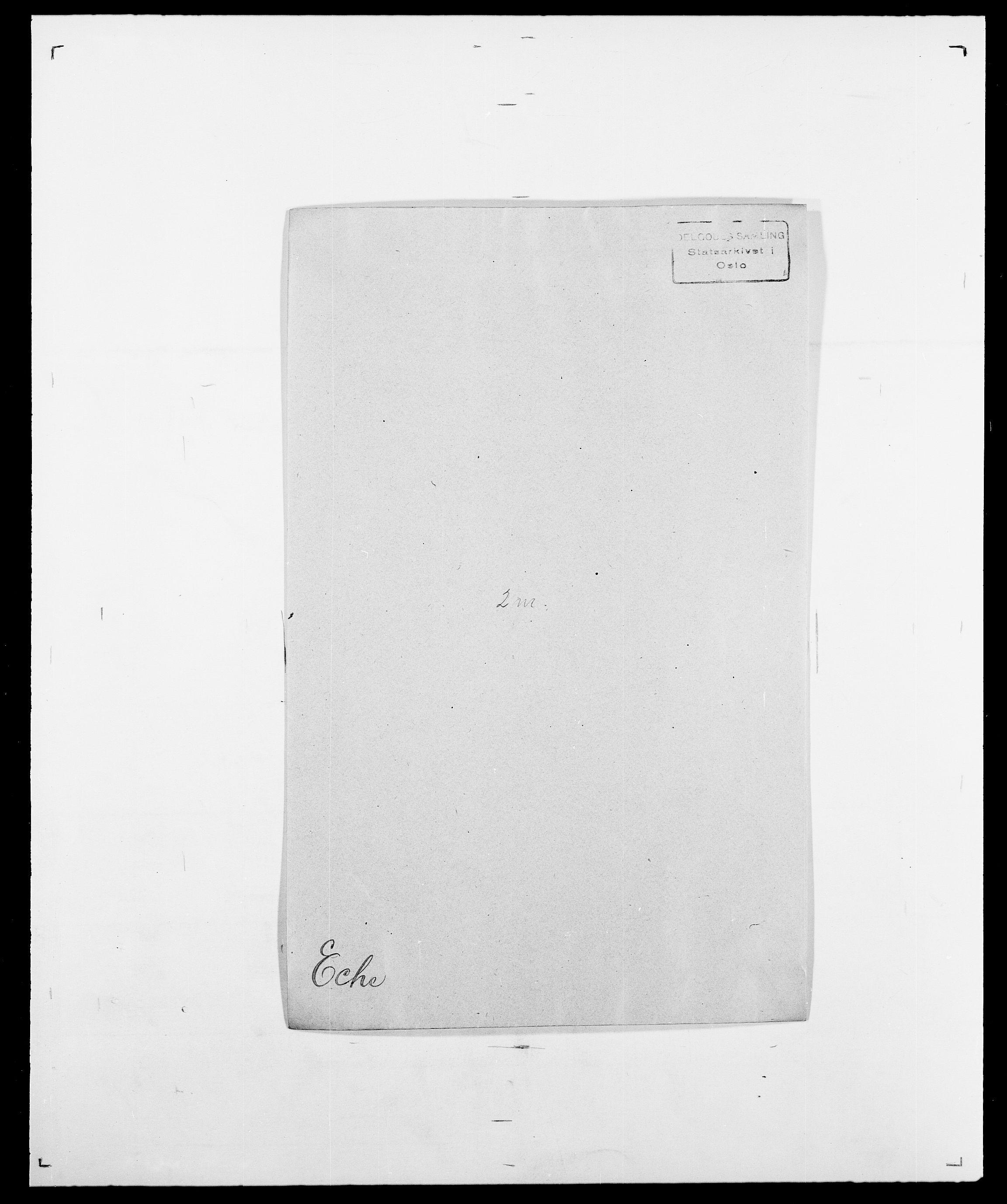 SAO, Delgobe, Charles Antoine - samling, D/Da/L0010: Dürendahl - Fagelund, s. 100