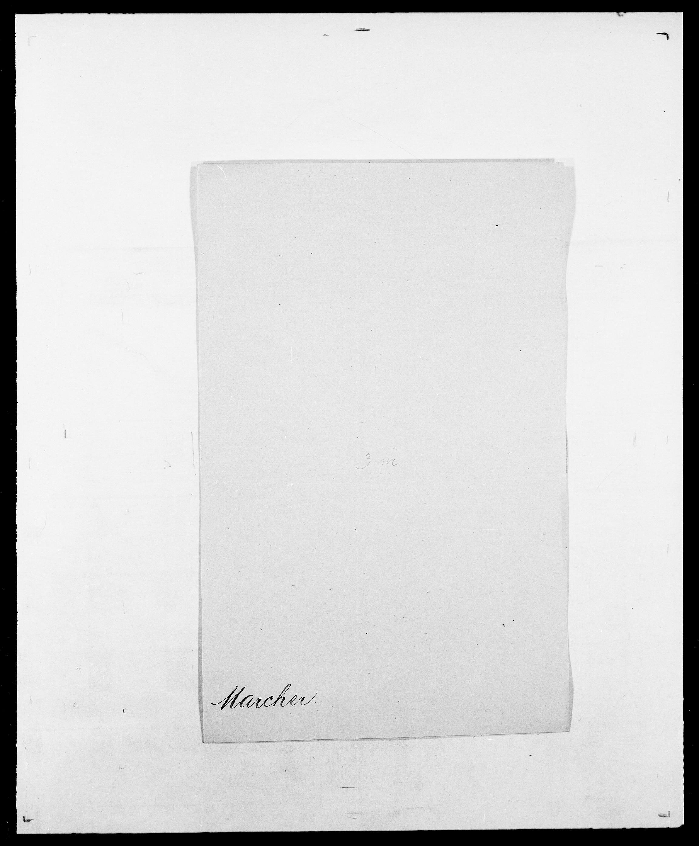 SAO, Delgobe, Charles Antoine - samling, D/Da/L0025: Løberg - Mazar, s. 331