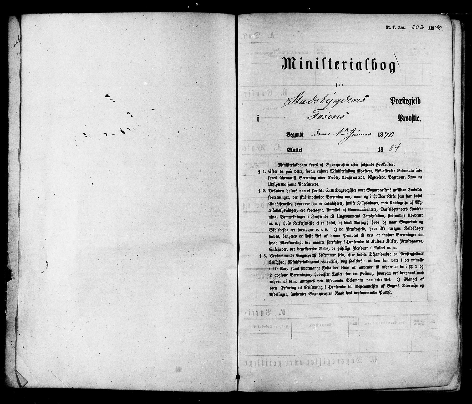 SAT, Ministerialprotokoller, klokkerbøker og fødselsregistre - Sør-Trøndelag, 646/L0613: Ministerialbok nr. 646A11, 1870-1884