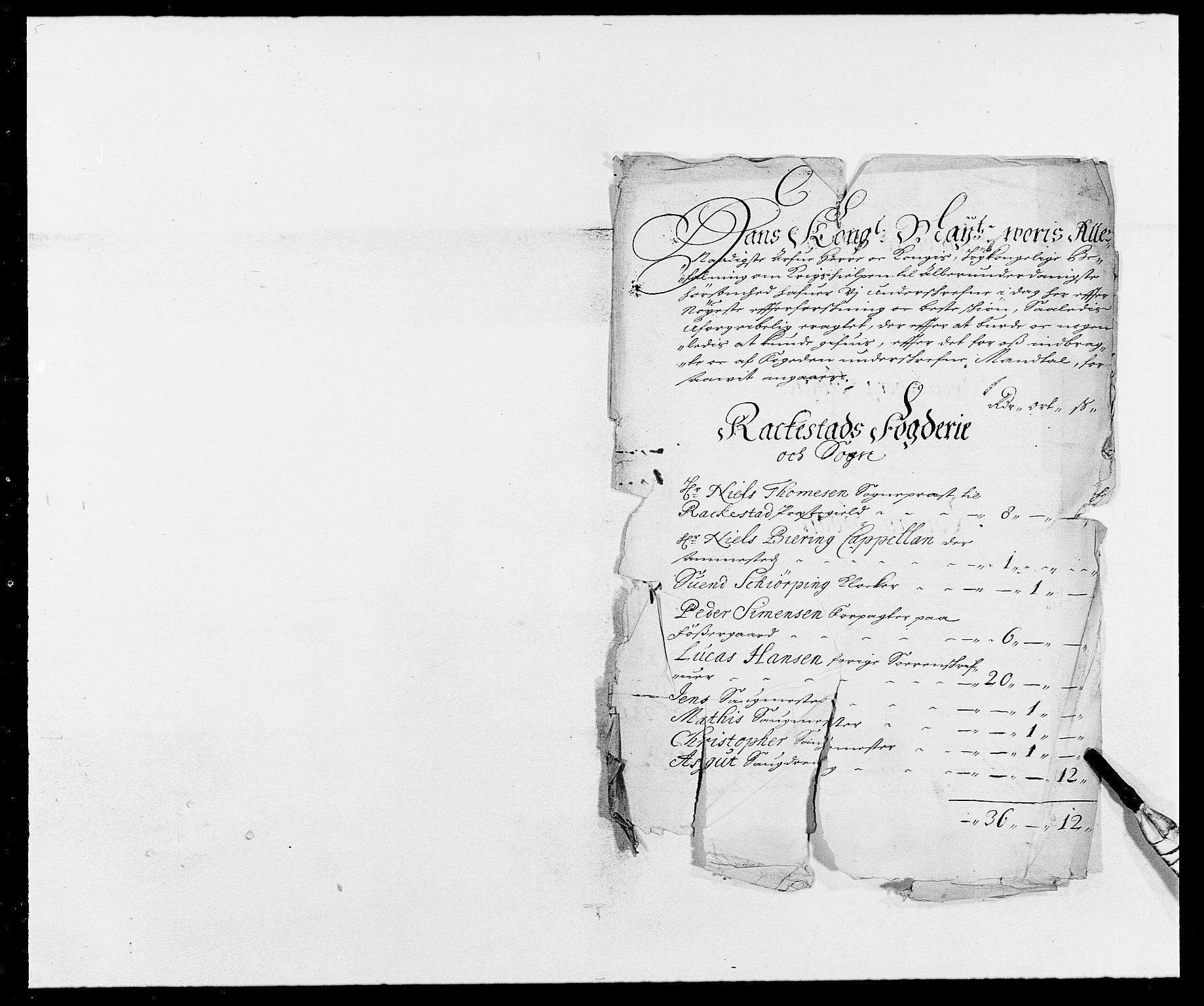 RA, Rentekammeret inntil 1814, Reviderte regnskaper, Fogderegnskap, R05/L0274: Fogderegnskap Rakkestad, 1683-1684, s. 207