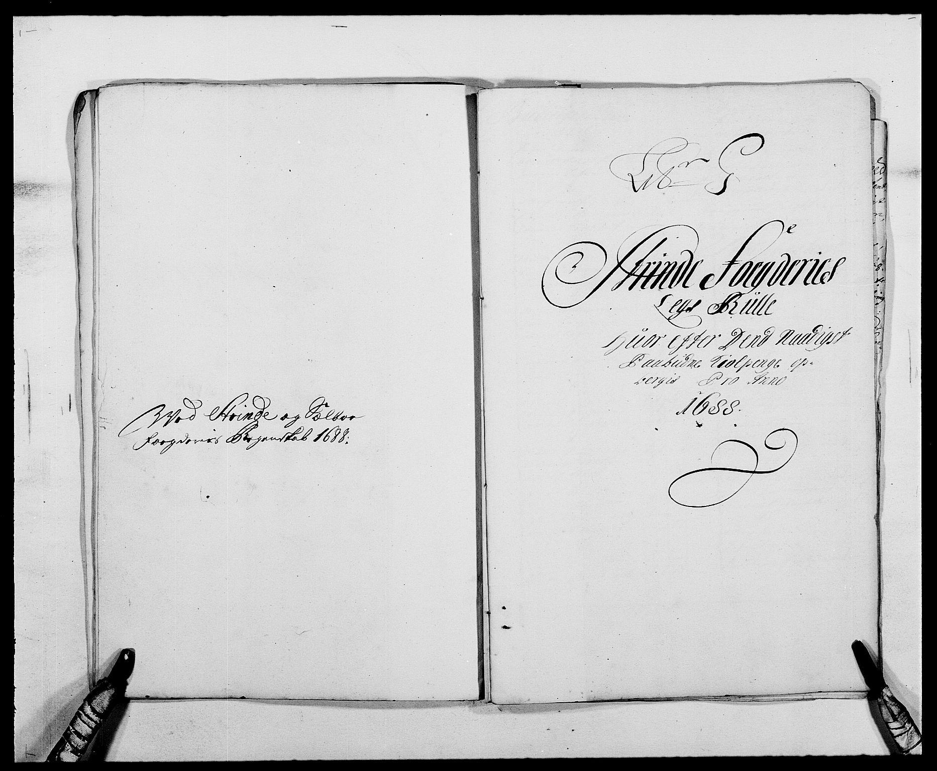 RA, Rentekammeret inntil 1814, Reviderte regnskaper, Fogderegnskap, R61/L4101: Fogderegnskap Strinda og Selbu, 1687-1688, s. 192