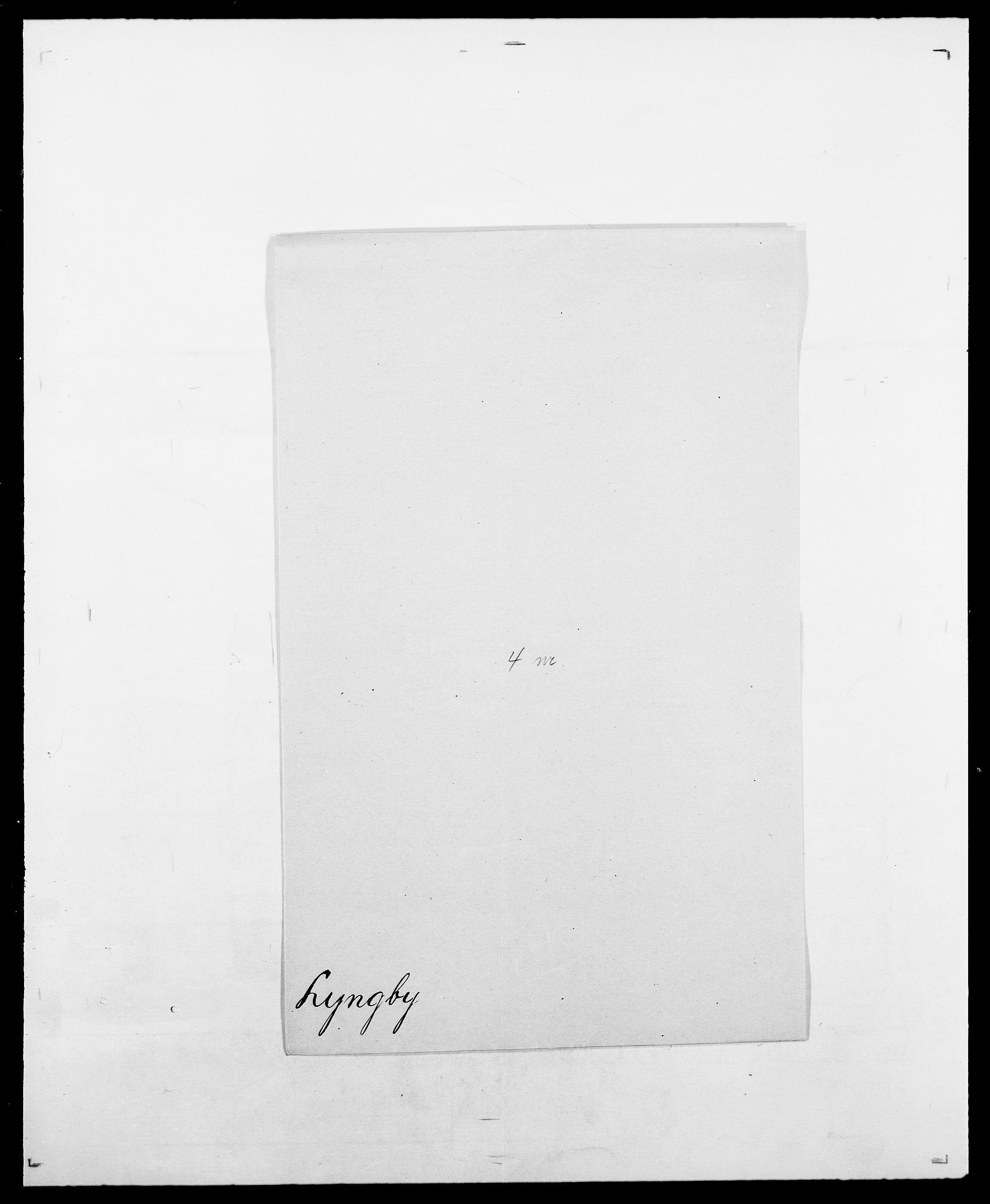 SAO, Delgobe, Charles Antoine - samling, D/Da/L0024: Lobech - Lærum, s. 740
