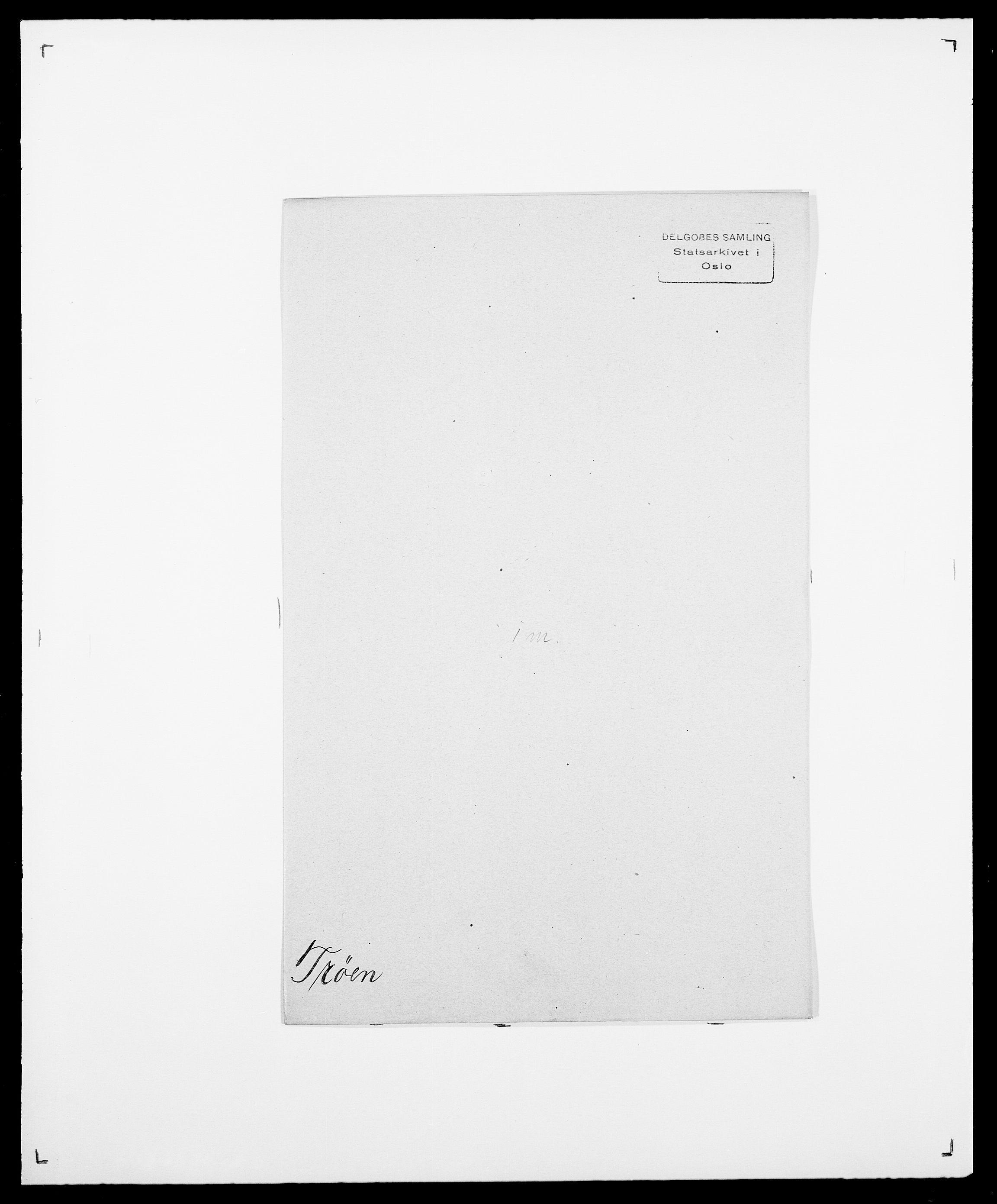 SAO, Delgobe, Charles Antoine - samling, D/Da/L0039: Thorsen - Urup, s. 427
